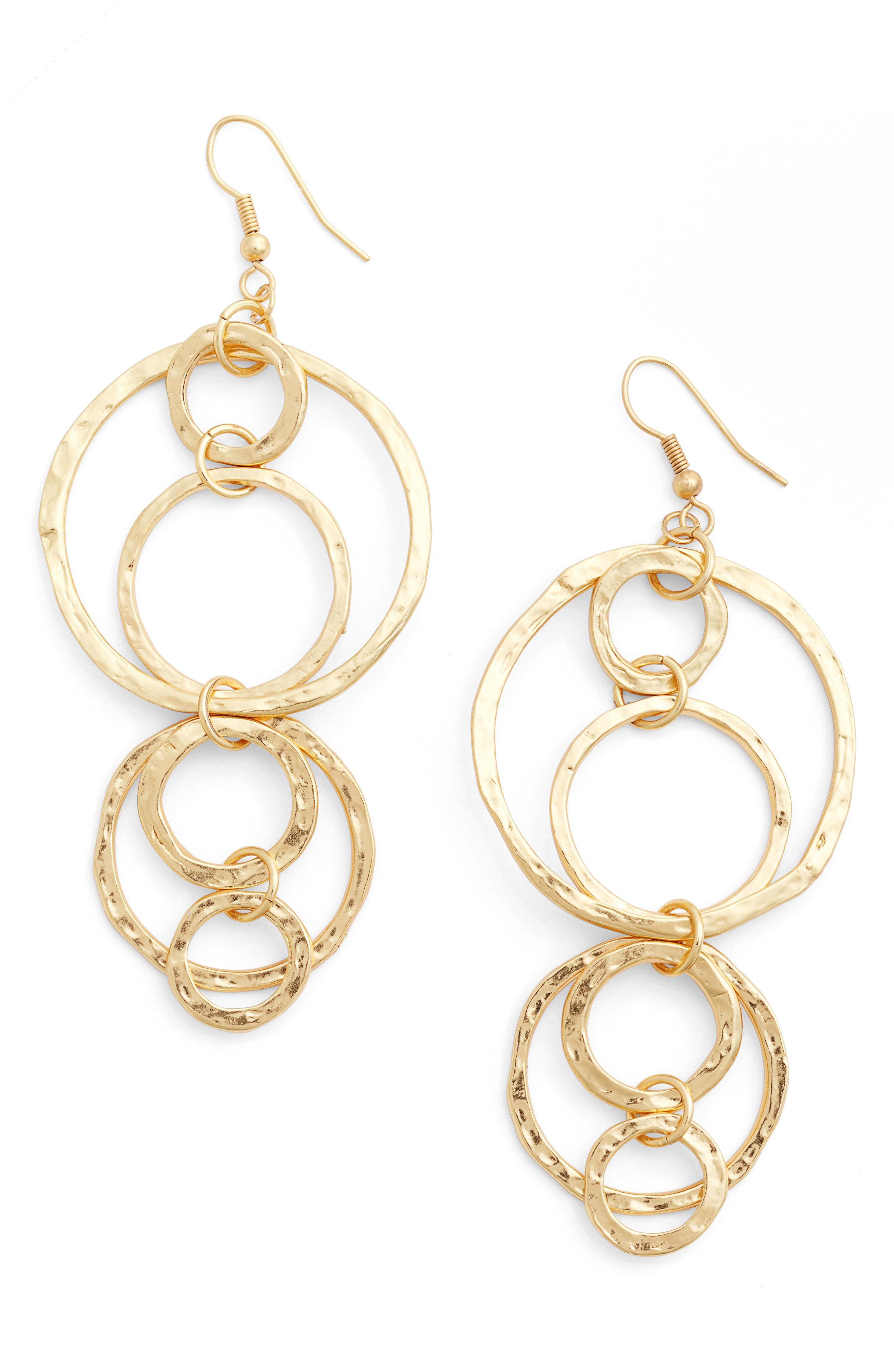 Womens Karine Sultan Drop Earrings images