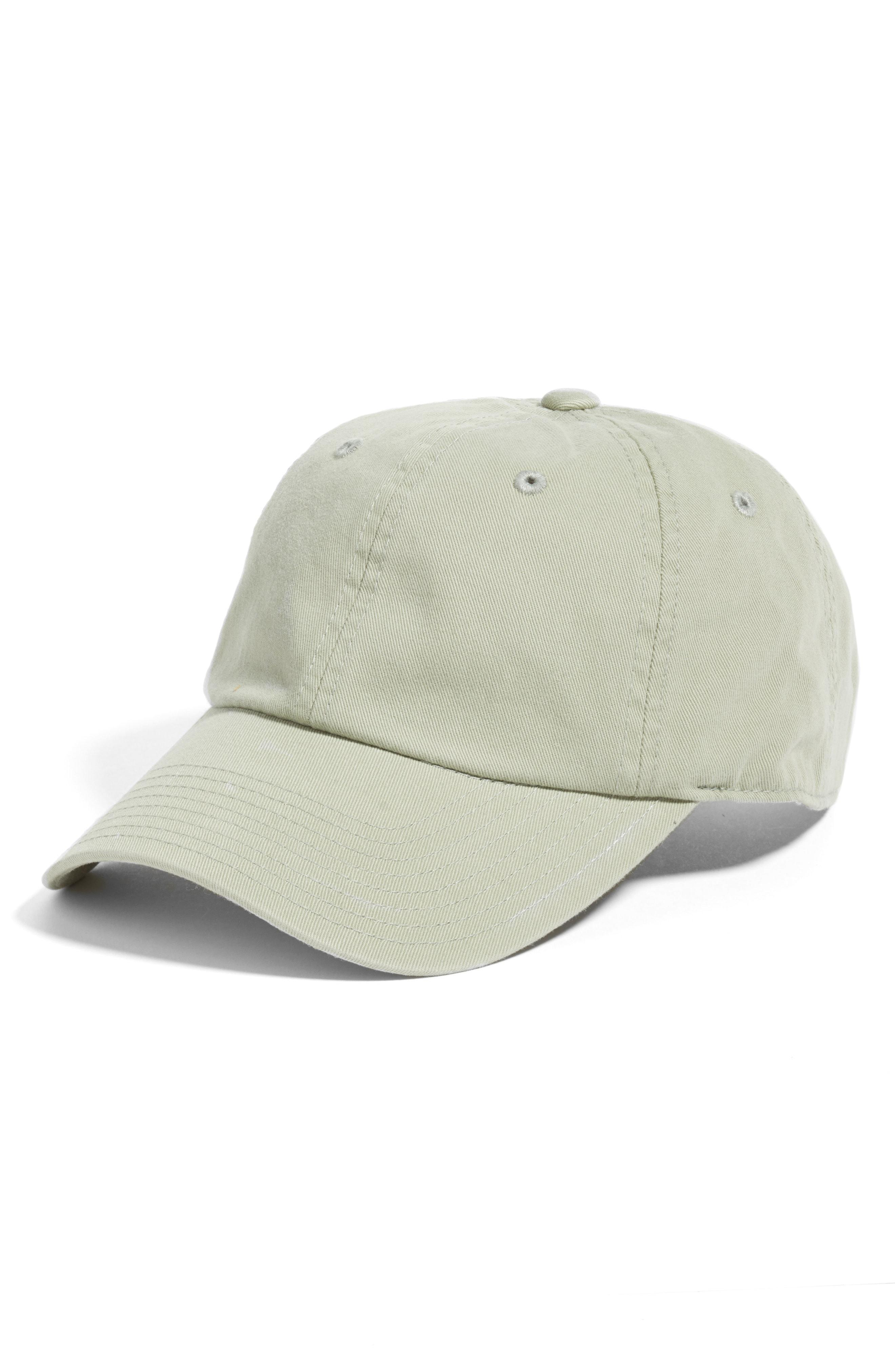 0d26ea0974c Lyst - American Needle Washed Cotton Baseball Cap in Green