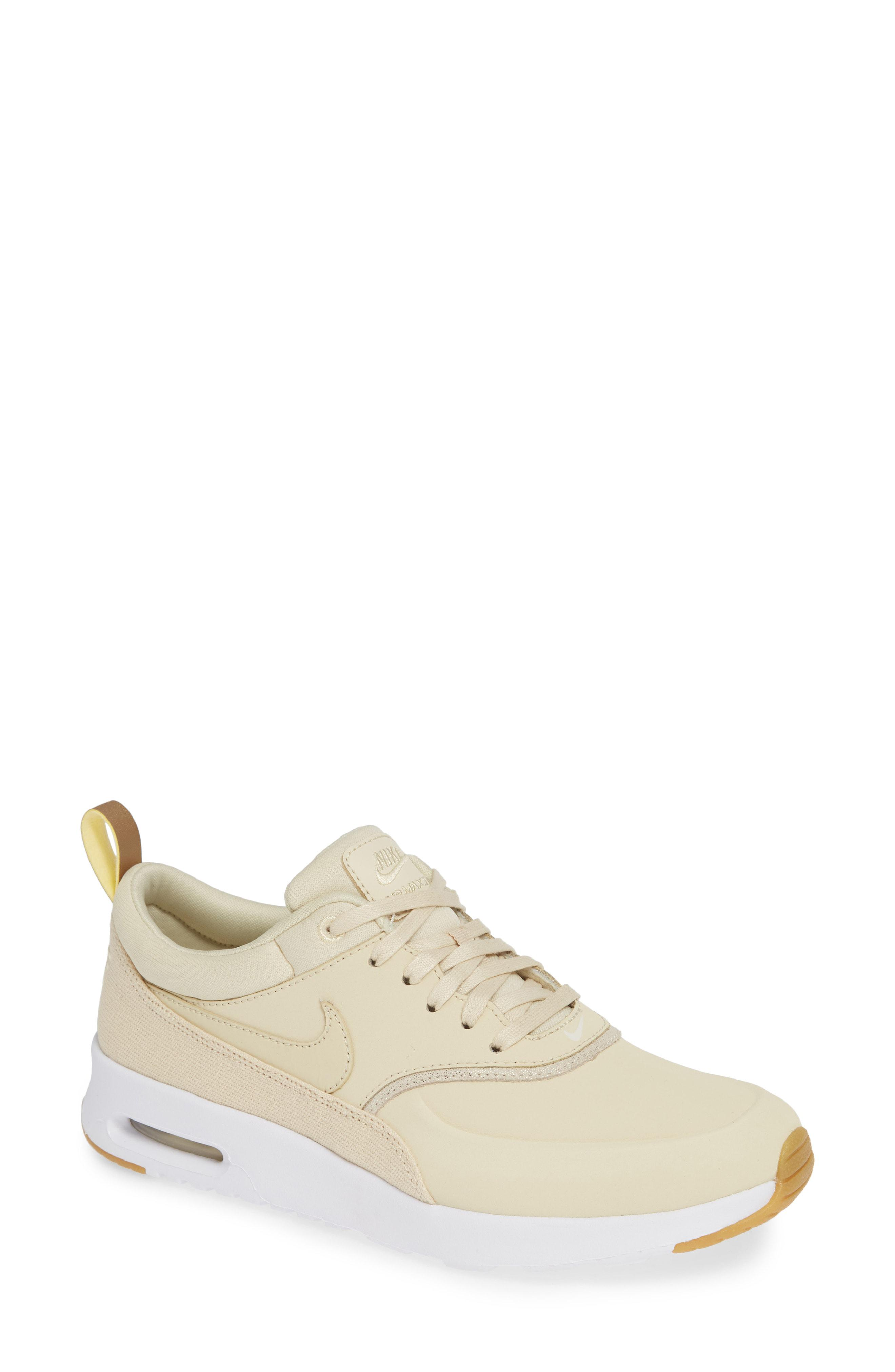 9f601a38e0a5 Lyst - Nike Air Max Thea Sneaker in Natural