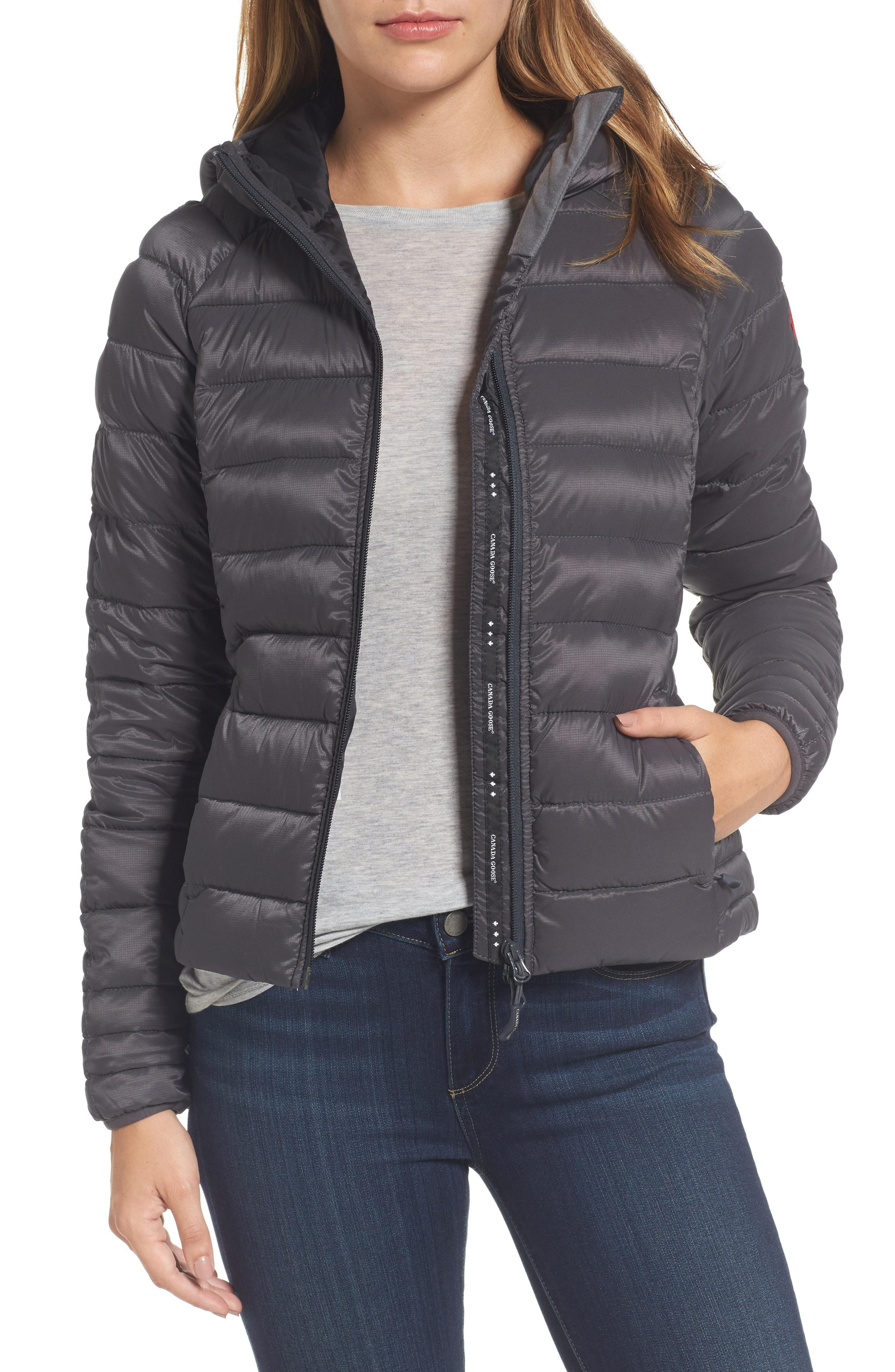 fcb7cf0cca5 Lyst - Canada Goose  brookvale  Packable Hooded Quilted Down Jacket ...