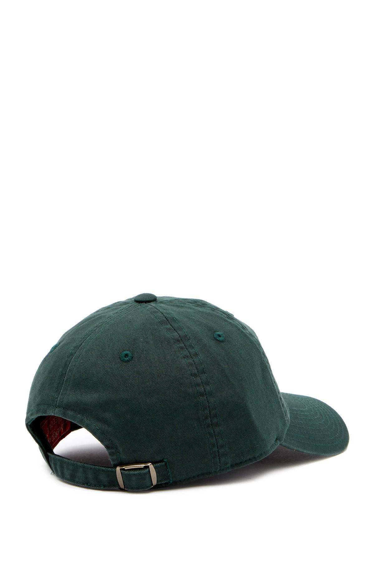 ce18040bb1c Lyst - American Needle Tree Micro Baseball Cap in Green for Men