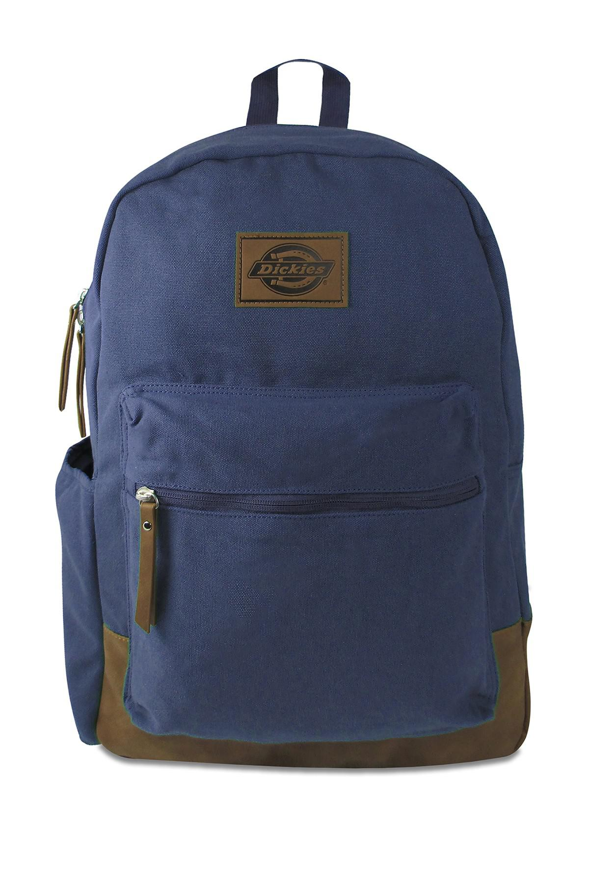 c4b6e9bb14c8 Lyst - Dickies Hudson Canvas Backpack in Blue for Men