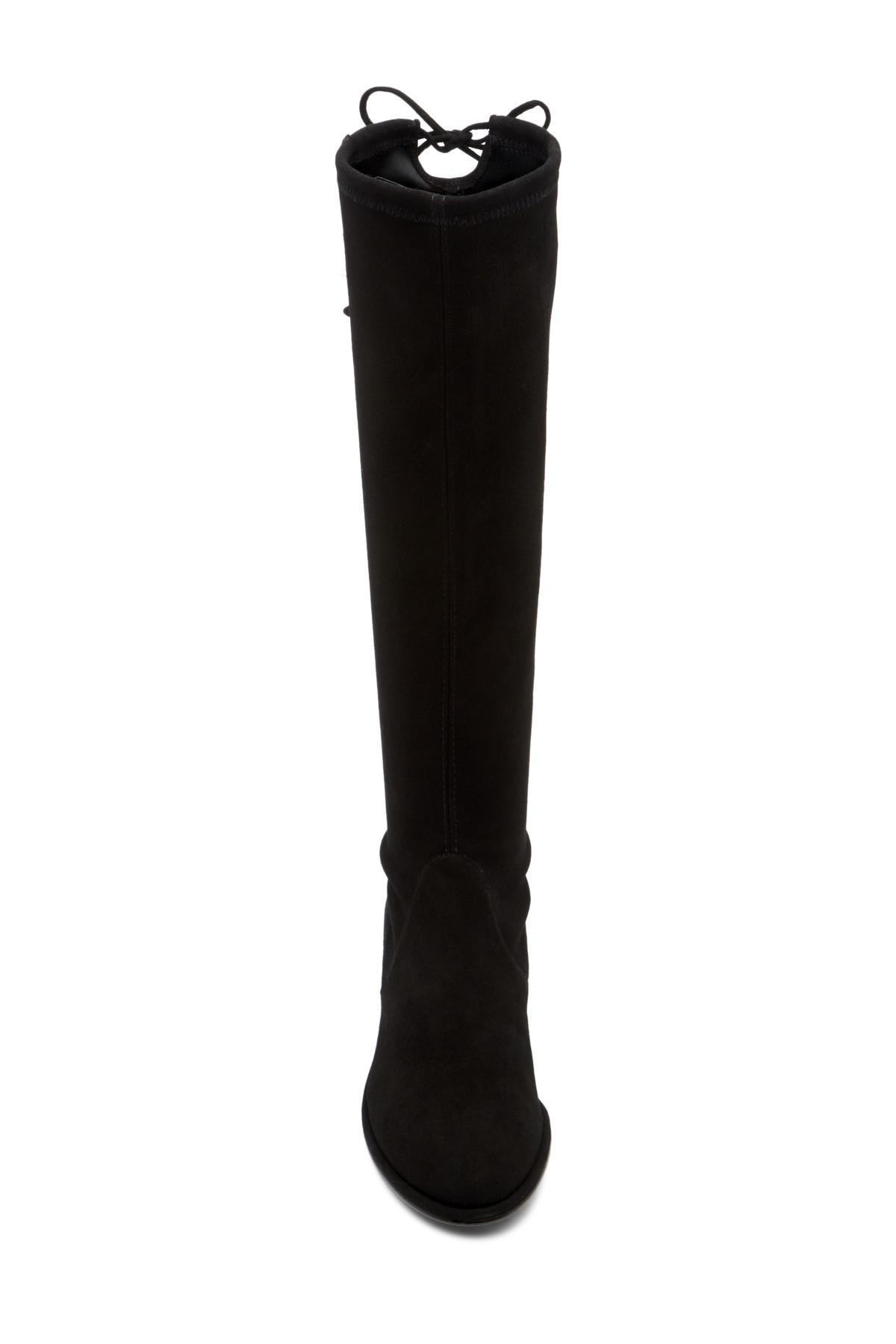 7f57ce73ad5 Lyst - Stuart Weitzman Kneezie Boot in Black