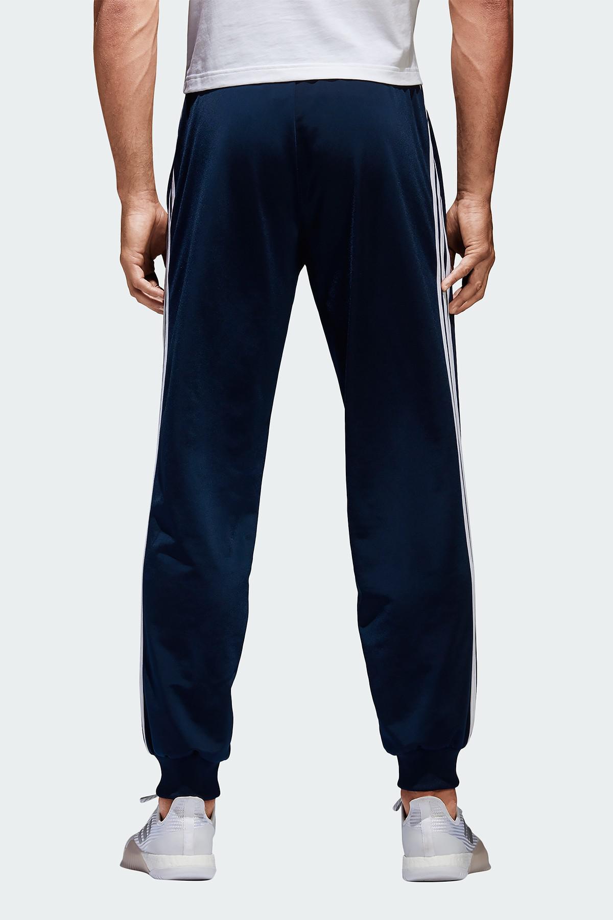 4e3cf0705 adidas Essentials 3-stripes Jogger in Blue for Men - Lyst
