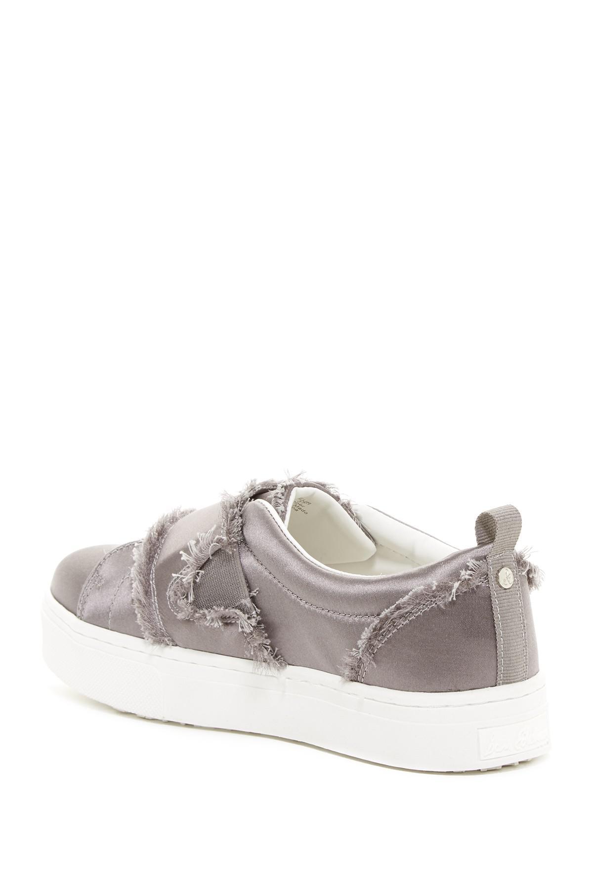3878e2bed Lyst - Sam Edelman Levine Sneaker in Gray