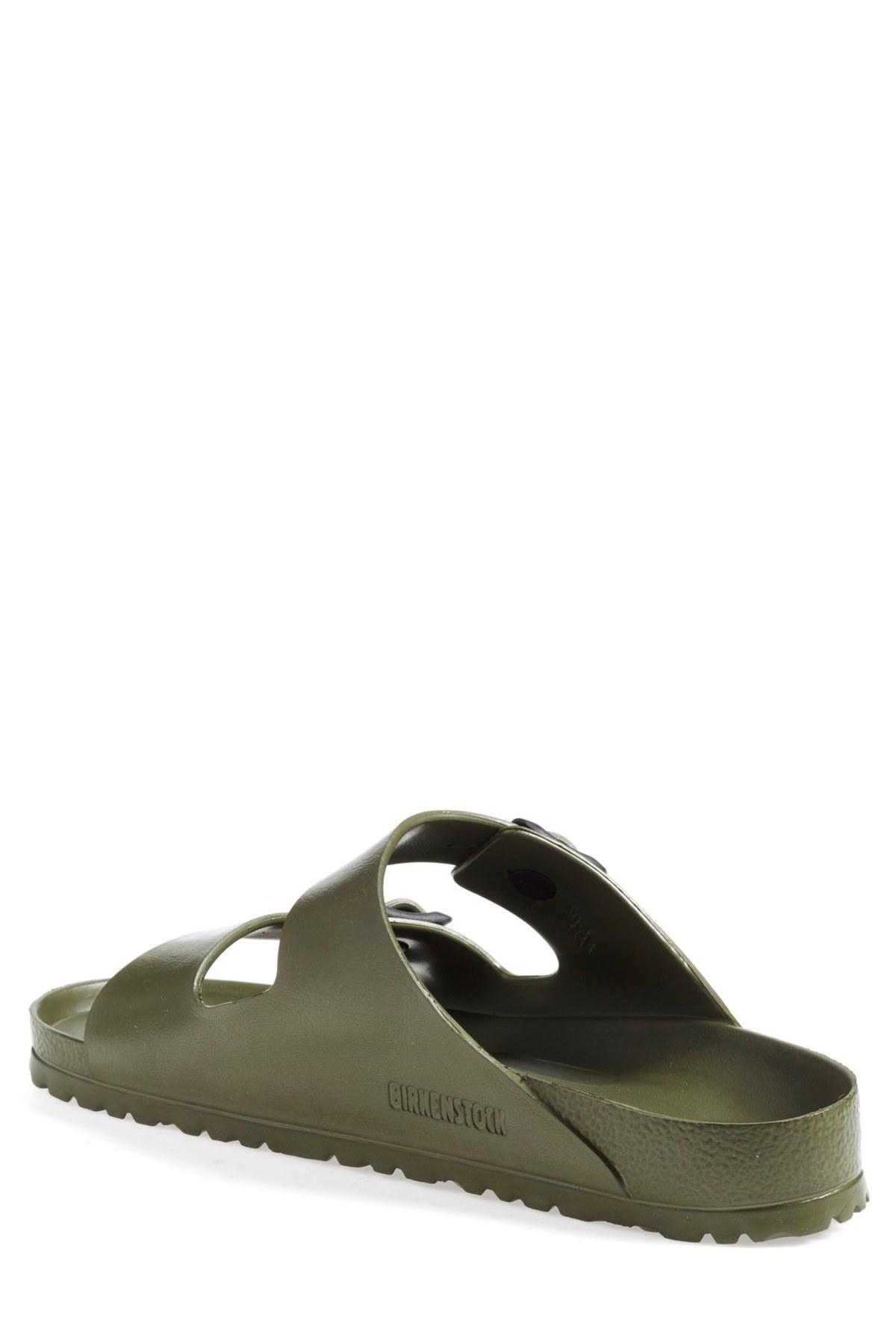 Birkenstock Essentials Arizona Waterproof Sandal In Green