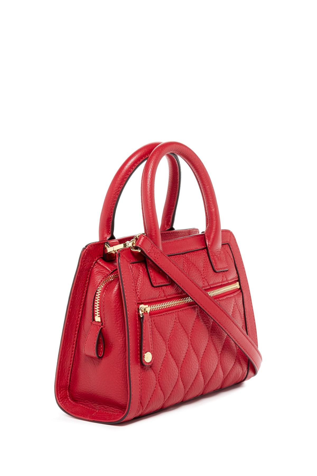 Lulu Quilted Crossbody Bag