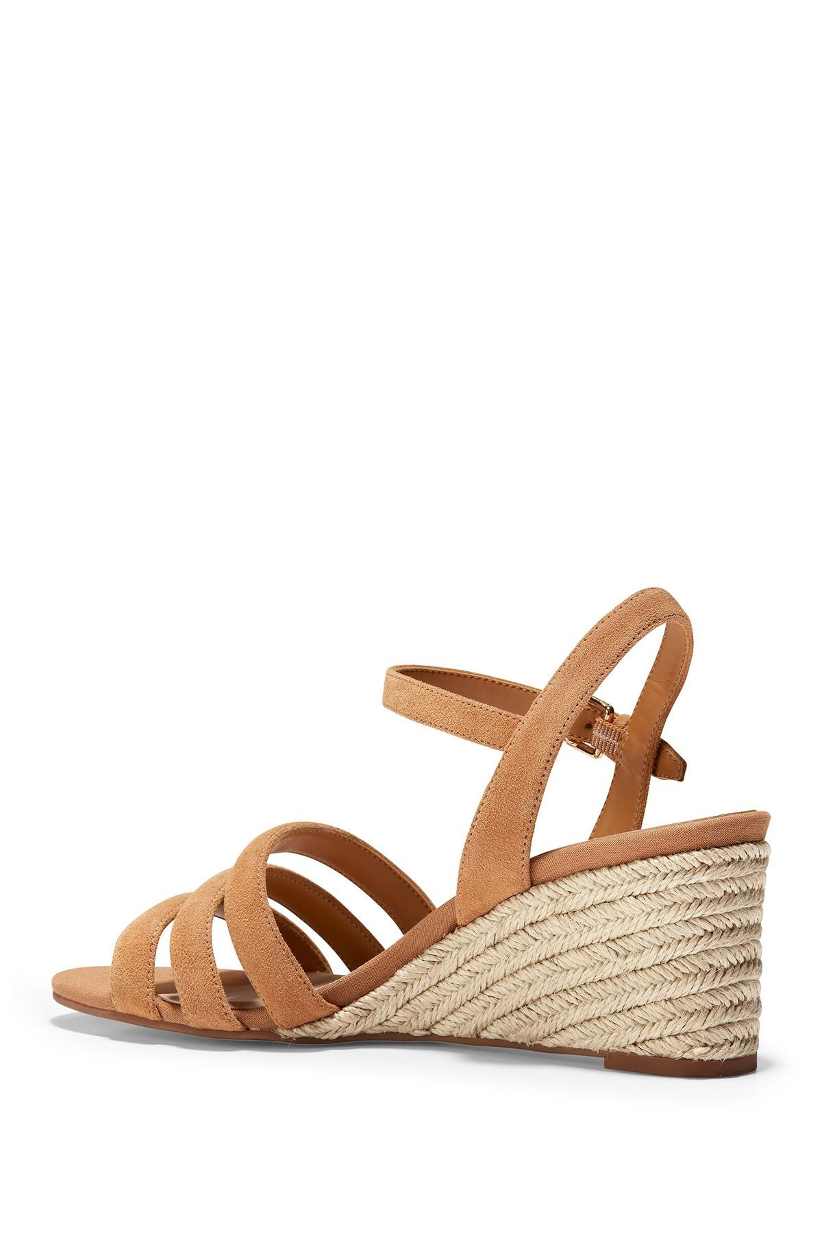 e1ba6a30dc9 Cole Haan - Multicolor Jasmine Espadrille Wedge Sandal - Lyst. View  fullscreen