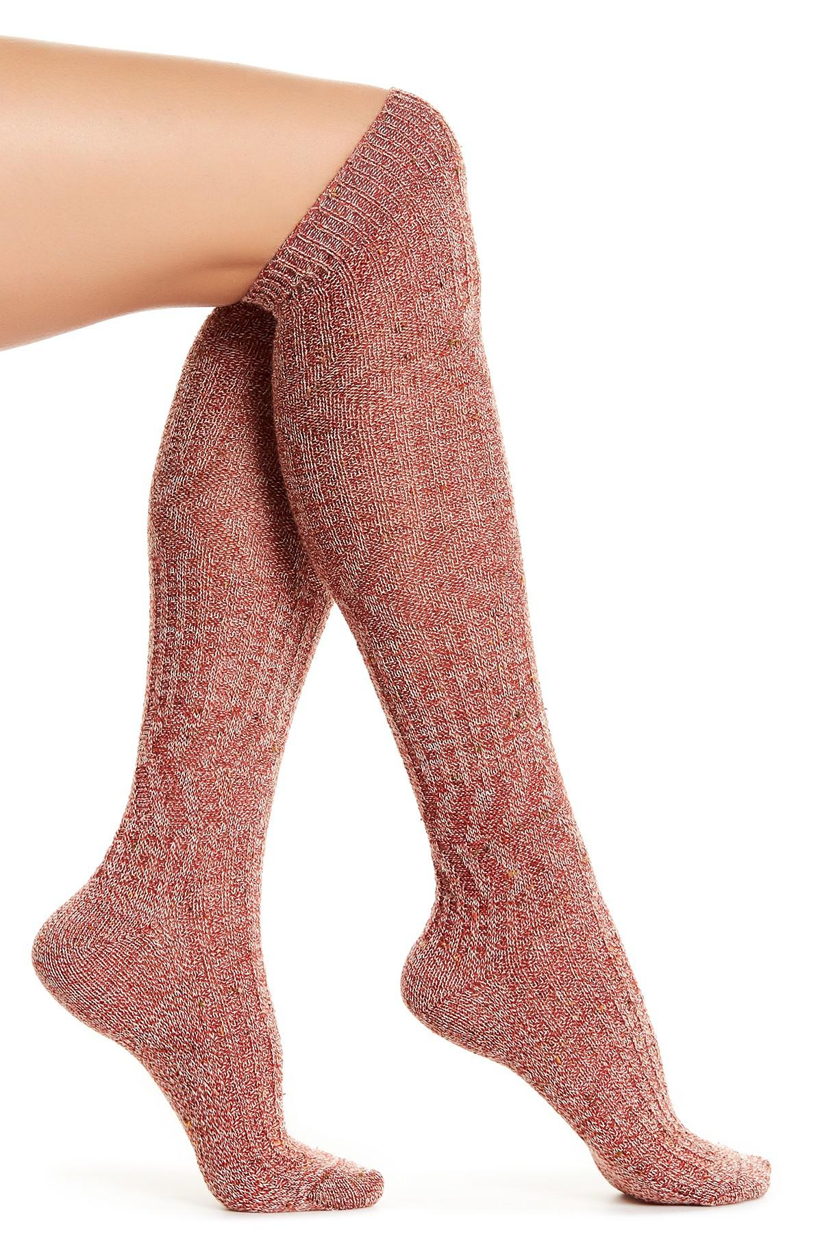 8b5181a97 Gallery. Previously sold at  Nordstrom Rack · Women s Knee High Socks ...