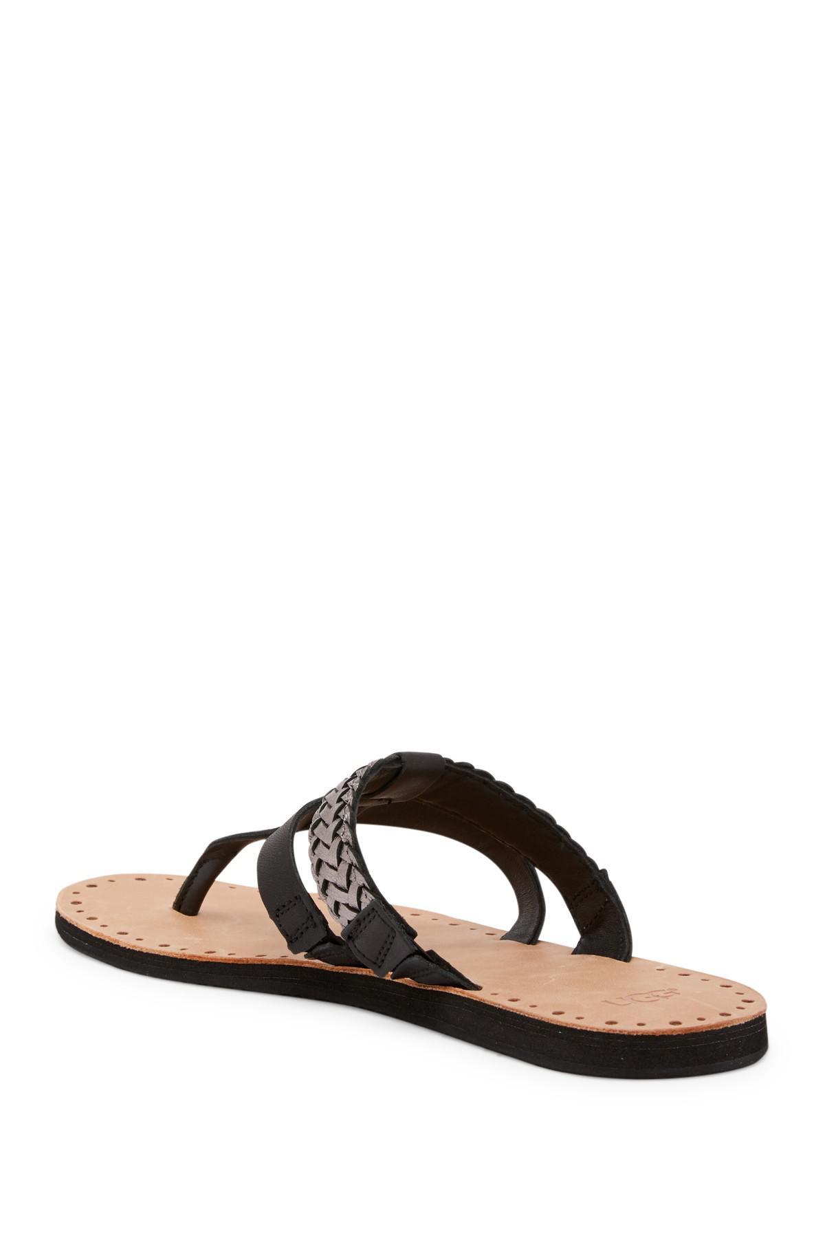 UGG Audra Metallic Sandal qhSqe