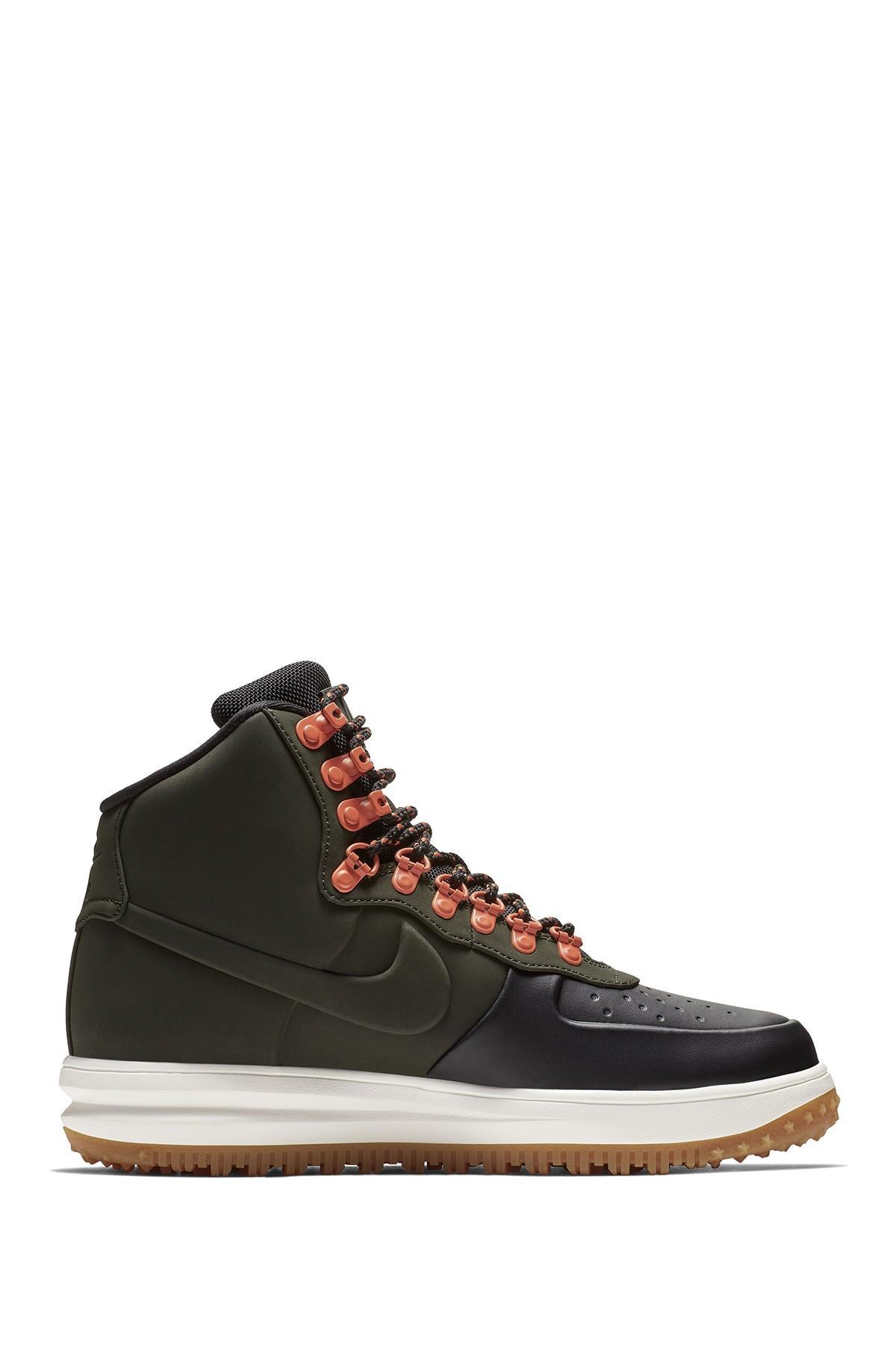best service 3fb23 b82ea Nike. Men s Black Lunar Force 1 Duckboot ...