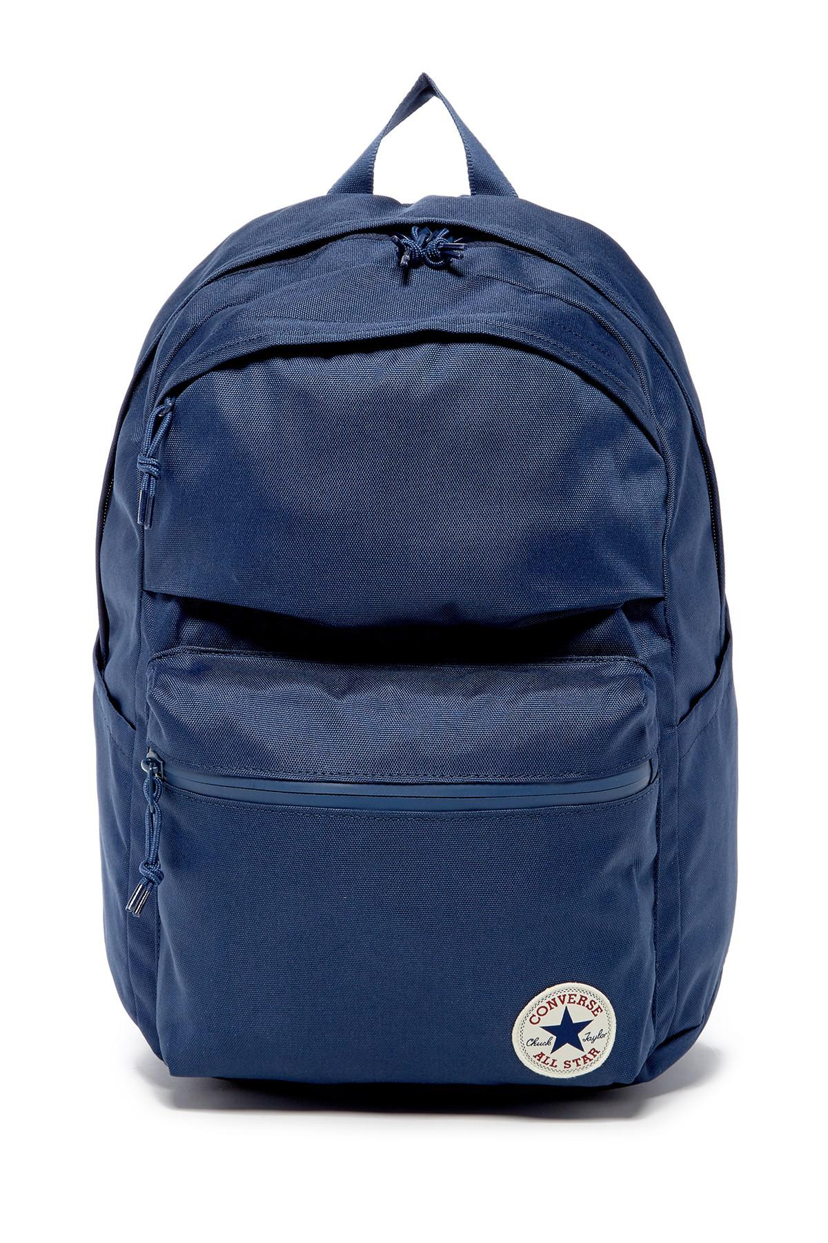 2f044a0fa4 Lyst - Converse Poly Chuck Plus 1.0 Backpack in Blue