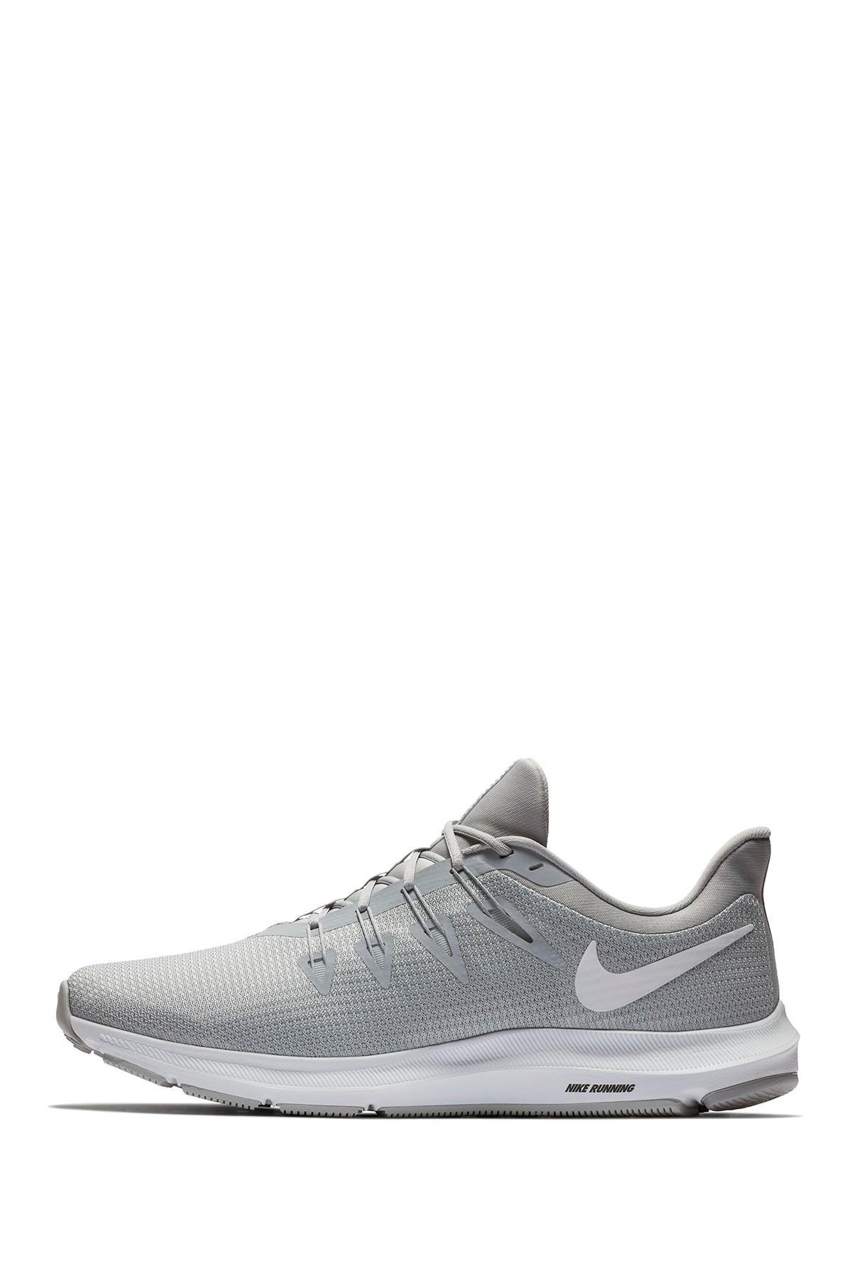dac0a185465 Nike - White Quest Running Shoe for Men - Lyst. View fullscreen