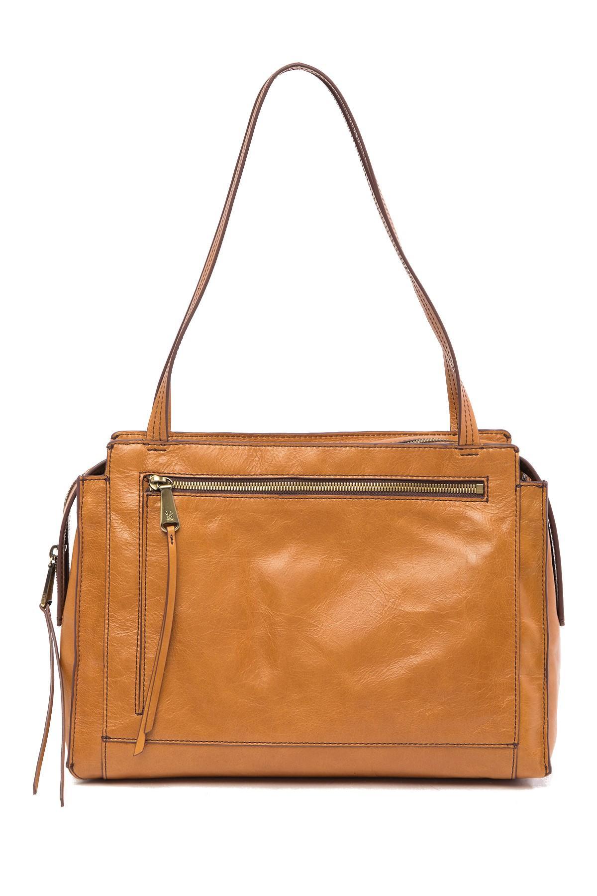 ea9c8f66be Lyst - Hobo Affinity Rustic Shoulder Bag in Brown
