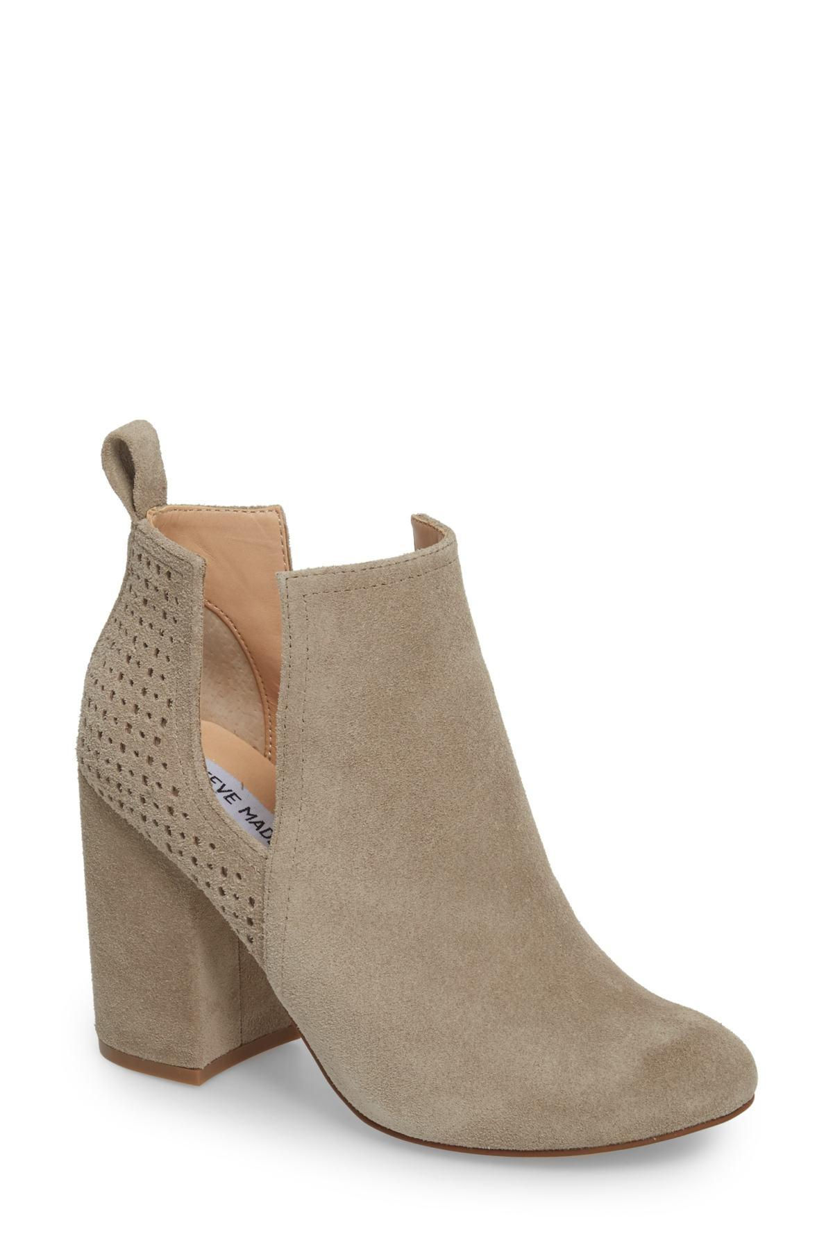 b3359a6202d Lyst - Steve Madden Nomad Bootie (women) in Brown - Save ...