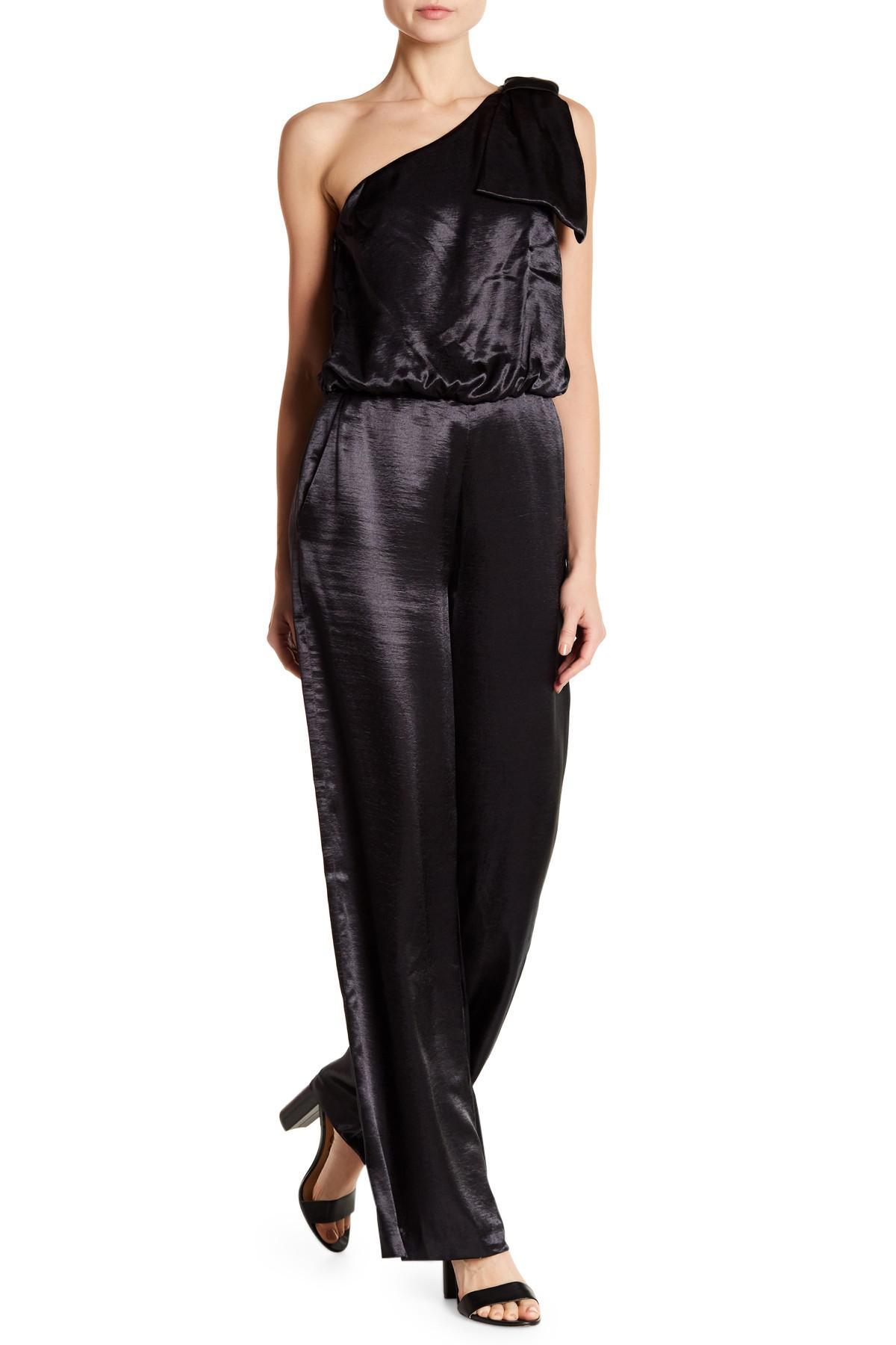 18f08c6ce81b Lyst - RACHEL Rachel Roy Noir Jumpsuit in Black