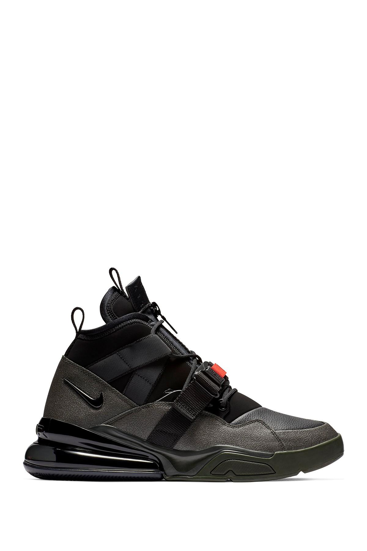 e2fcb92d9a Nike Air Force 270 Utility Sneaker in Black for Men - Save 51% - Lyst