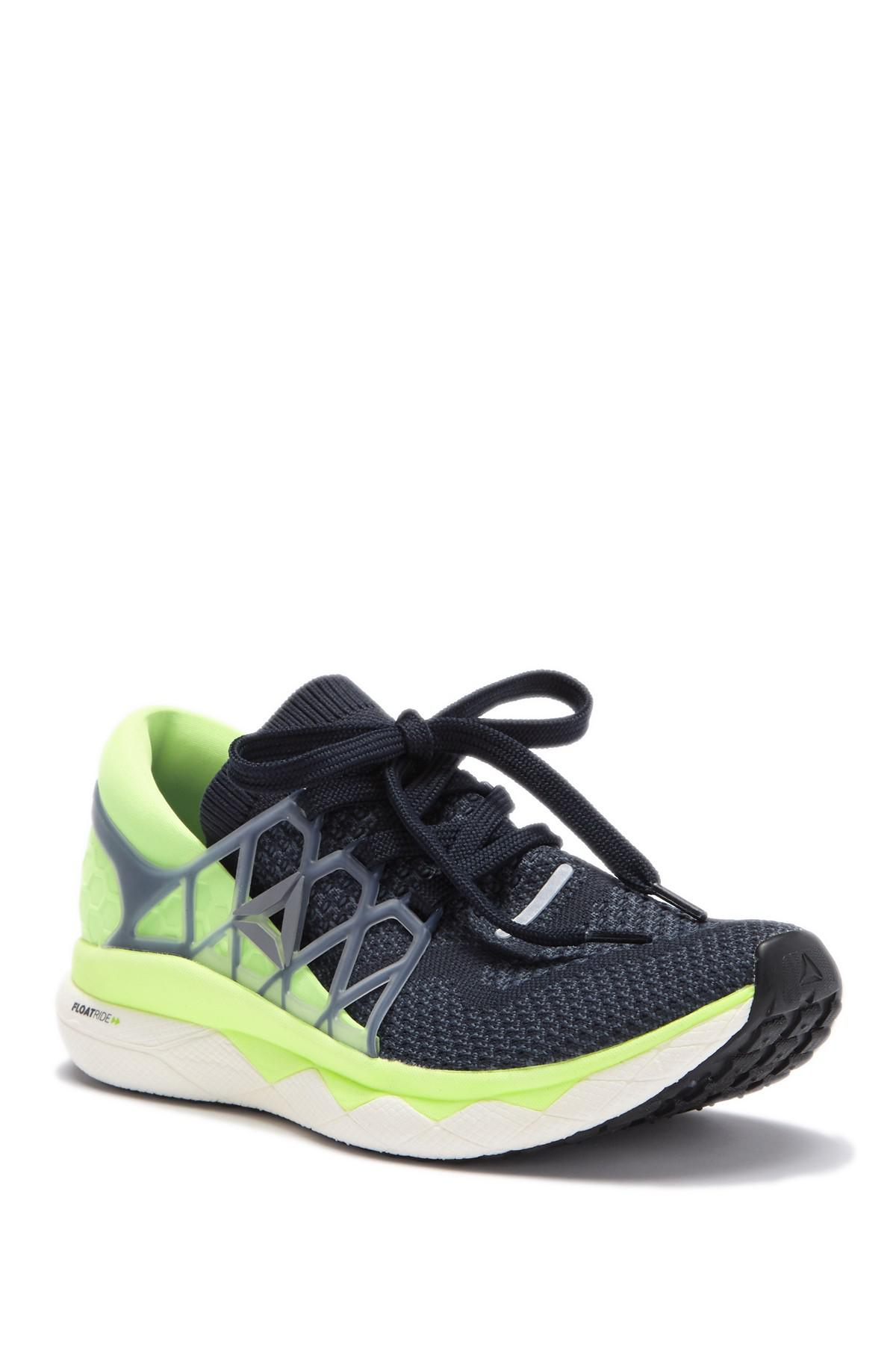 84630bf6af4ca6 Lyst - Reebok Floatride Run Ultraknit Running Sneaker in Blue for Men