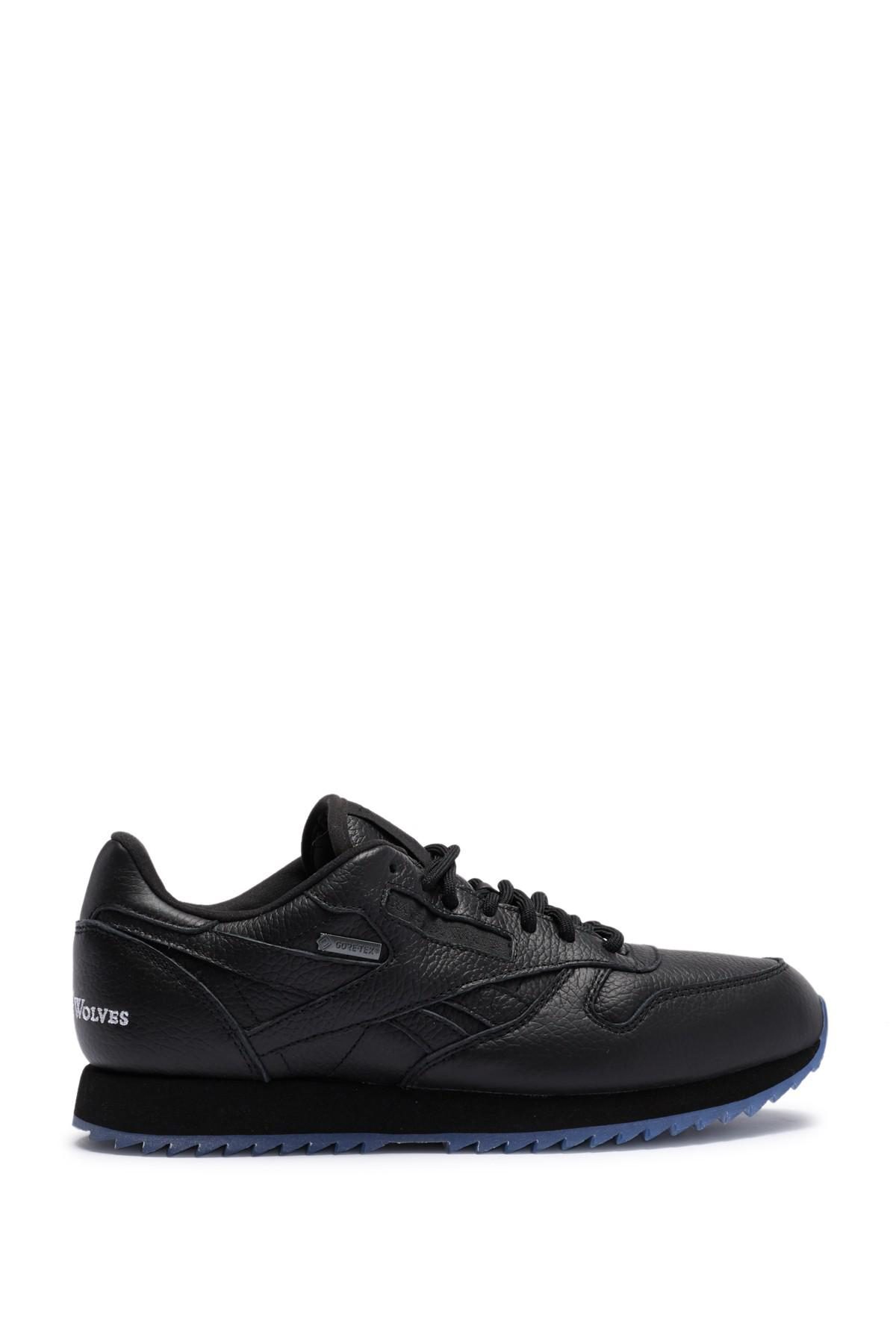 ce25351b221b7 Lyst - Reebok Classic Leather Ripple Gore-tex By Wolves Waterproof ...