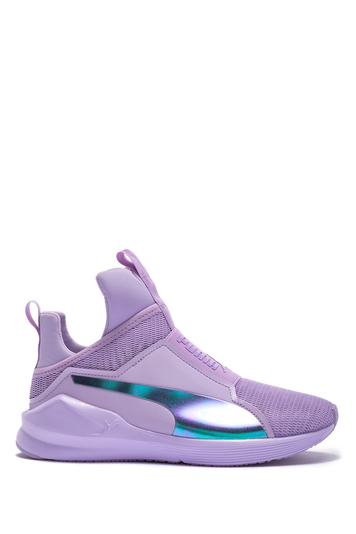 7db7c5e20c08 Lyst - PUMA Fierce Oceanaire Sneaker in Purple