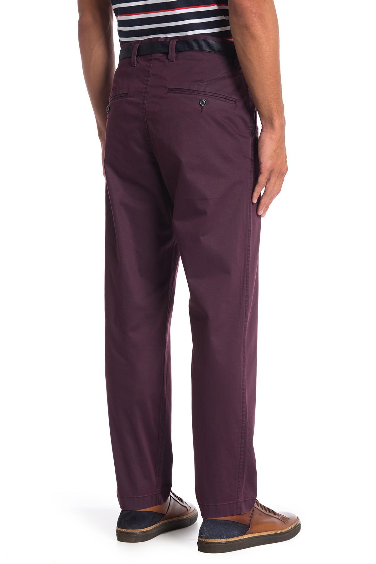 b505347225 Perry Ellis - Purple Dyed Cargo Pants for Men - Lyst. View fullscreen