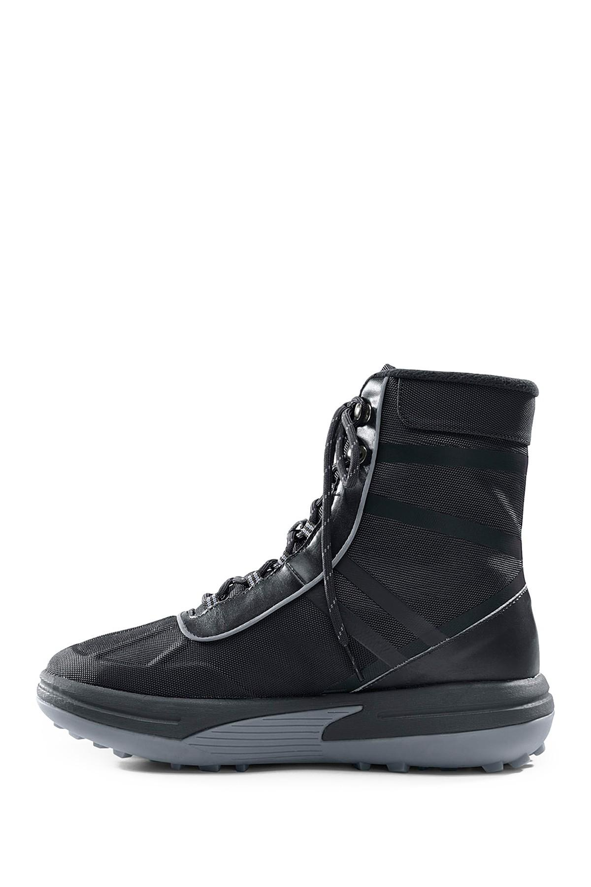 Lyst Lands End Action Waterproof Boot In Black For Men