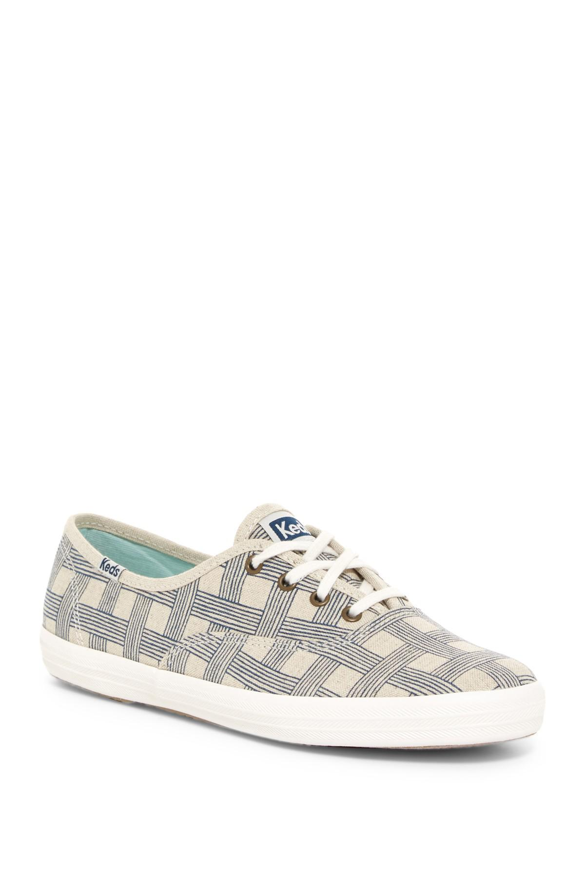 Keds Champion Leather Oxford Shoes