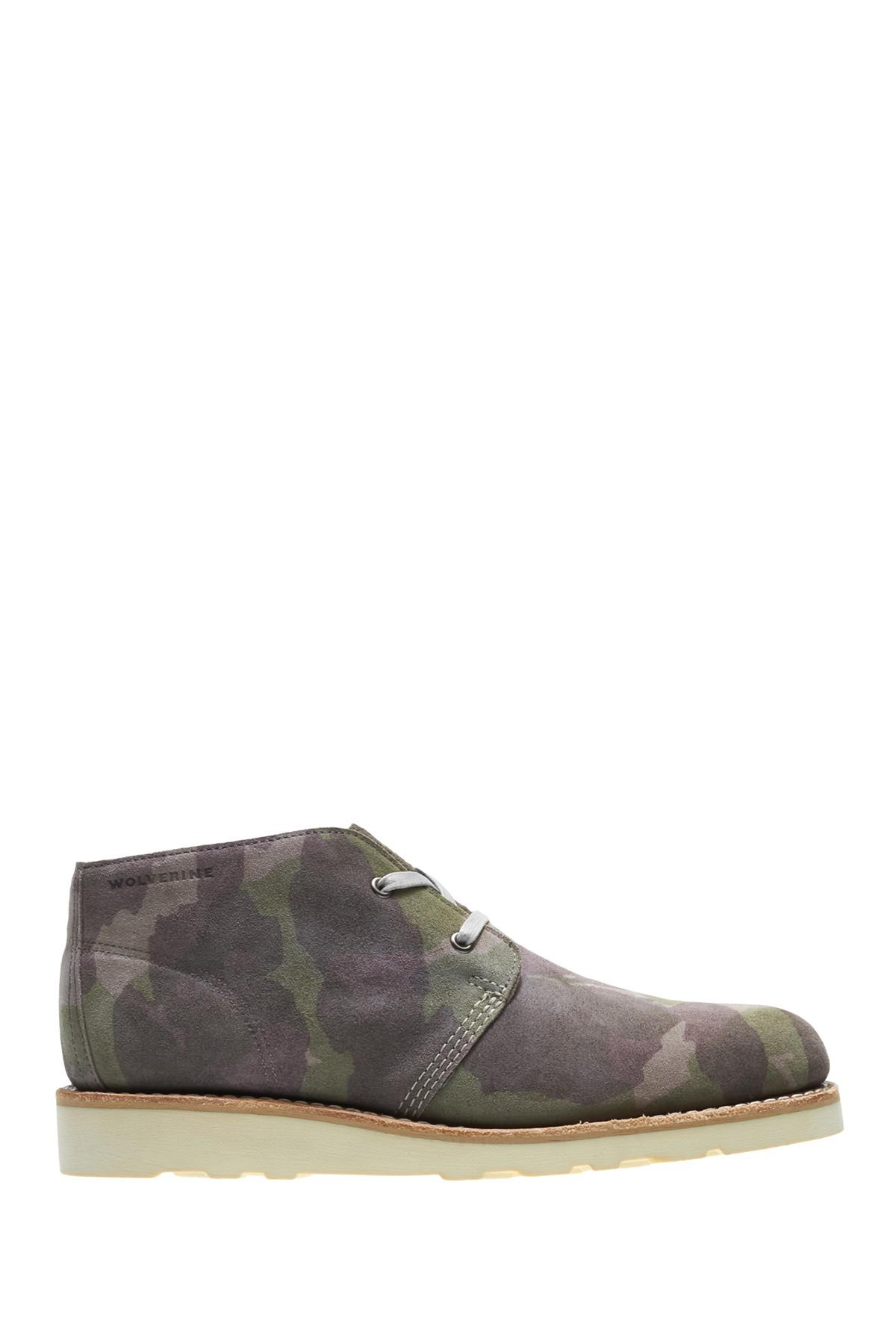 740fc3128f9 Lyst - Wolverine Liam Chukka Boot in Gray for Men