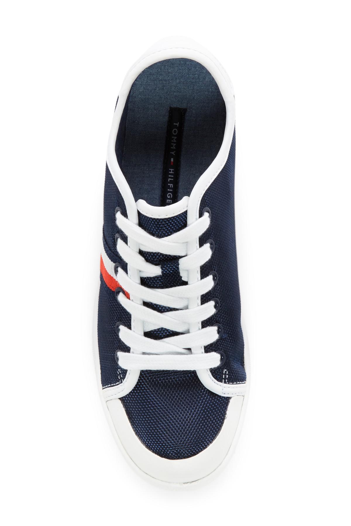 6f5a73c86c15 Lyst - Tommy Hilfiger Spruce Platform Sneaker in Blue