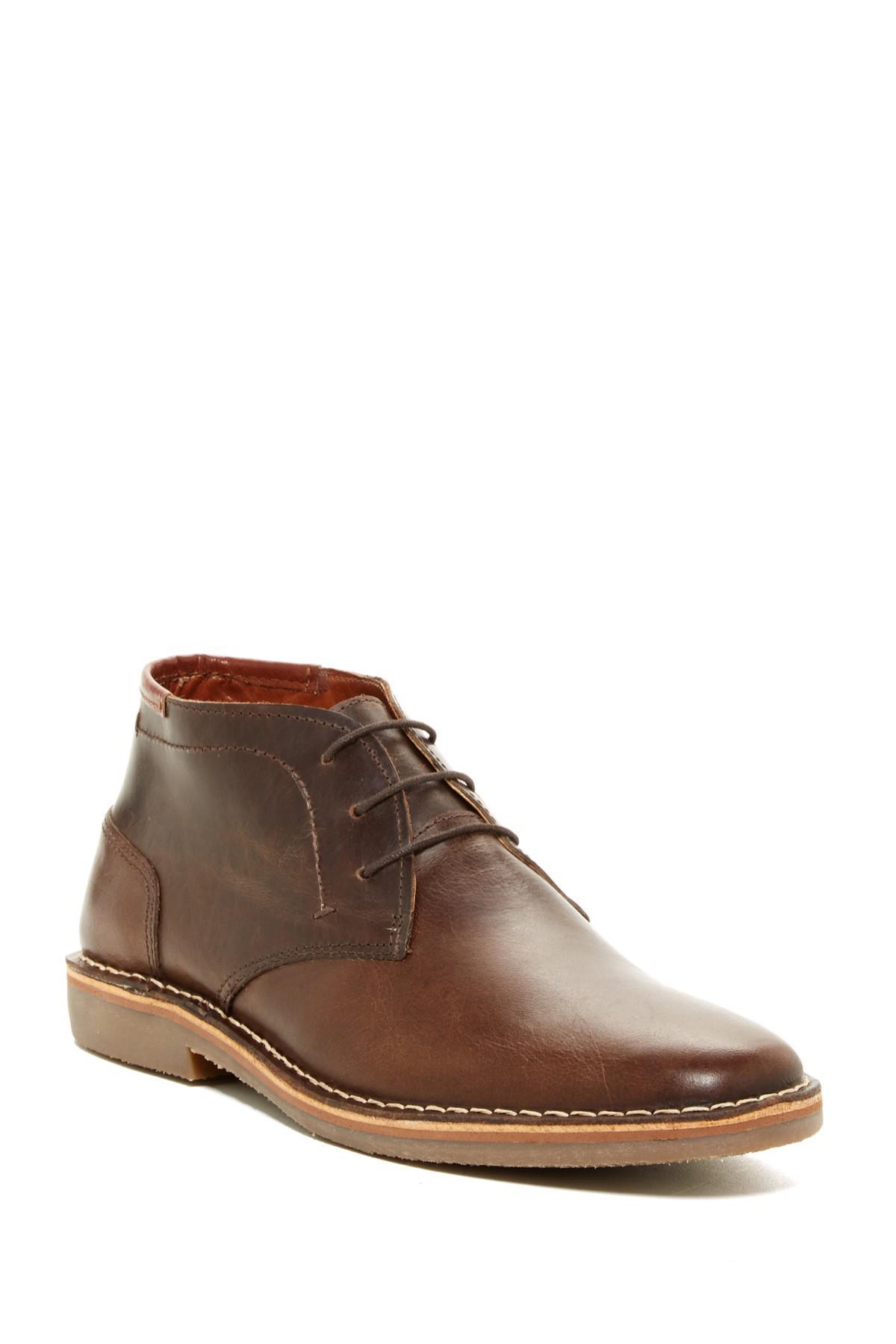Lyst Steve Madden Ivon Chukka Boot In Brown For Men