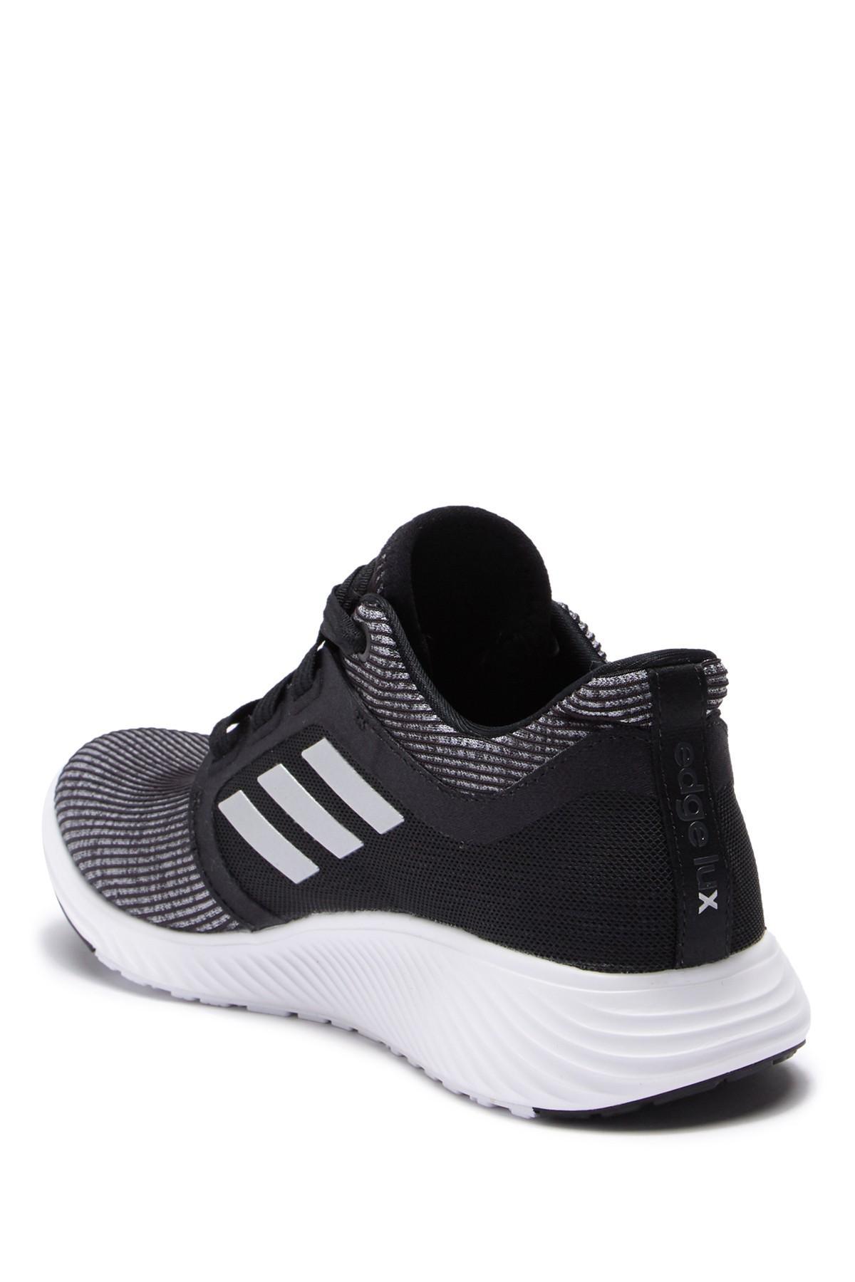 f52553dd52c Adidas - Black Edge Lux Sneaker - Lyst. View fullscreen