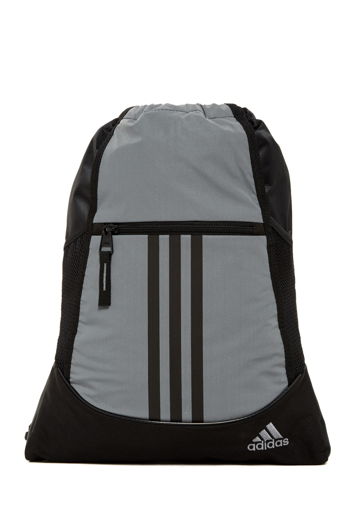 4c60fcc254 Lyst - Adidas Originals Alliance Ii Reflective Sackpack in Black