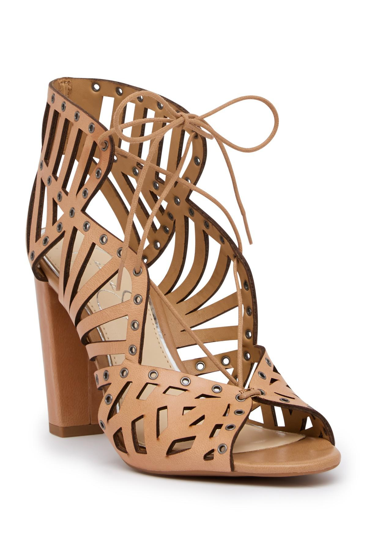 Jessica Simpson Emagine Lace-Up Sandal
