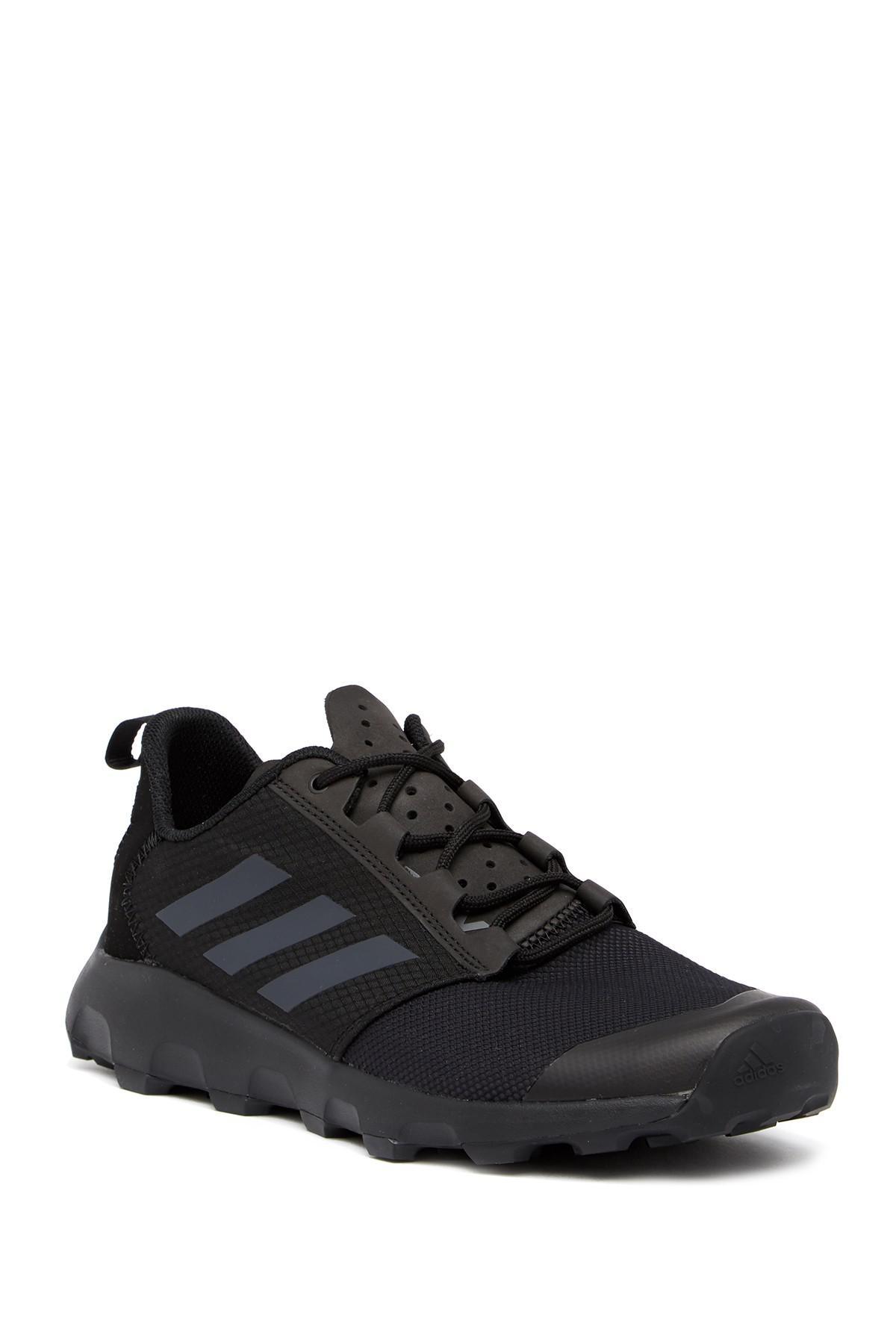 f4863fe1046 Lyst - adidas Terrex Voyager Dlx Sneaker in Black for Men
