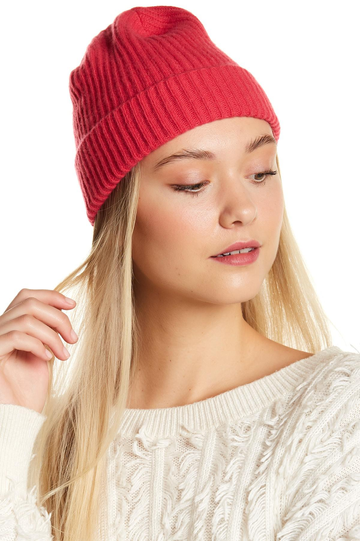 e38287969ee Gallery. Previously sold at  Nordstrom Rack · Women s Cashmere Beanies  Women s Straw Hats ...