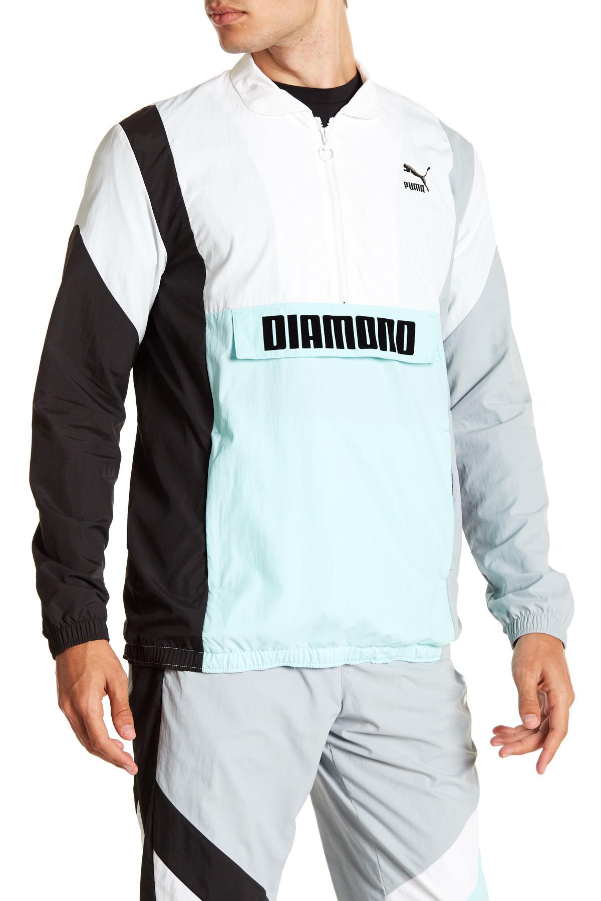 Lyst - Puma Diamond Savannah Jacket for Men 1ea0387262d7e