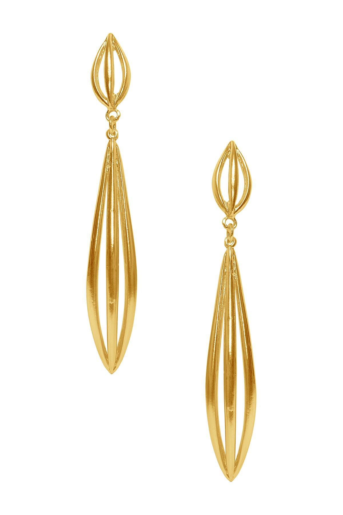 Womens Karine Sultan Drop Earrings forecast