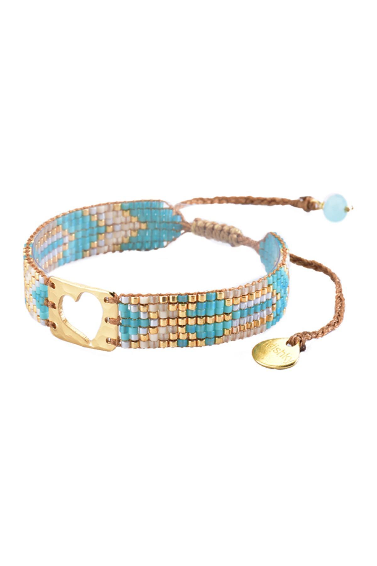 Mishky See You Later Beaded Bracelet MV0yX4Ij