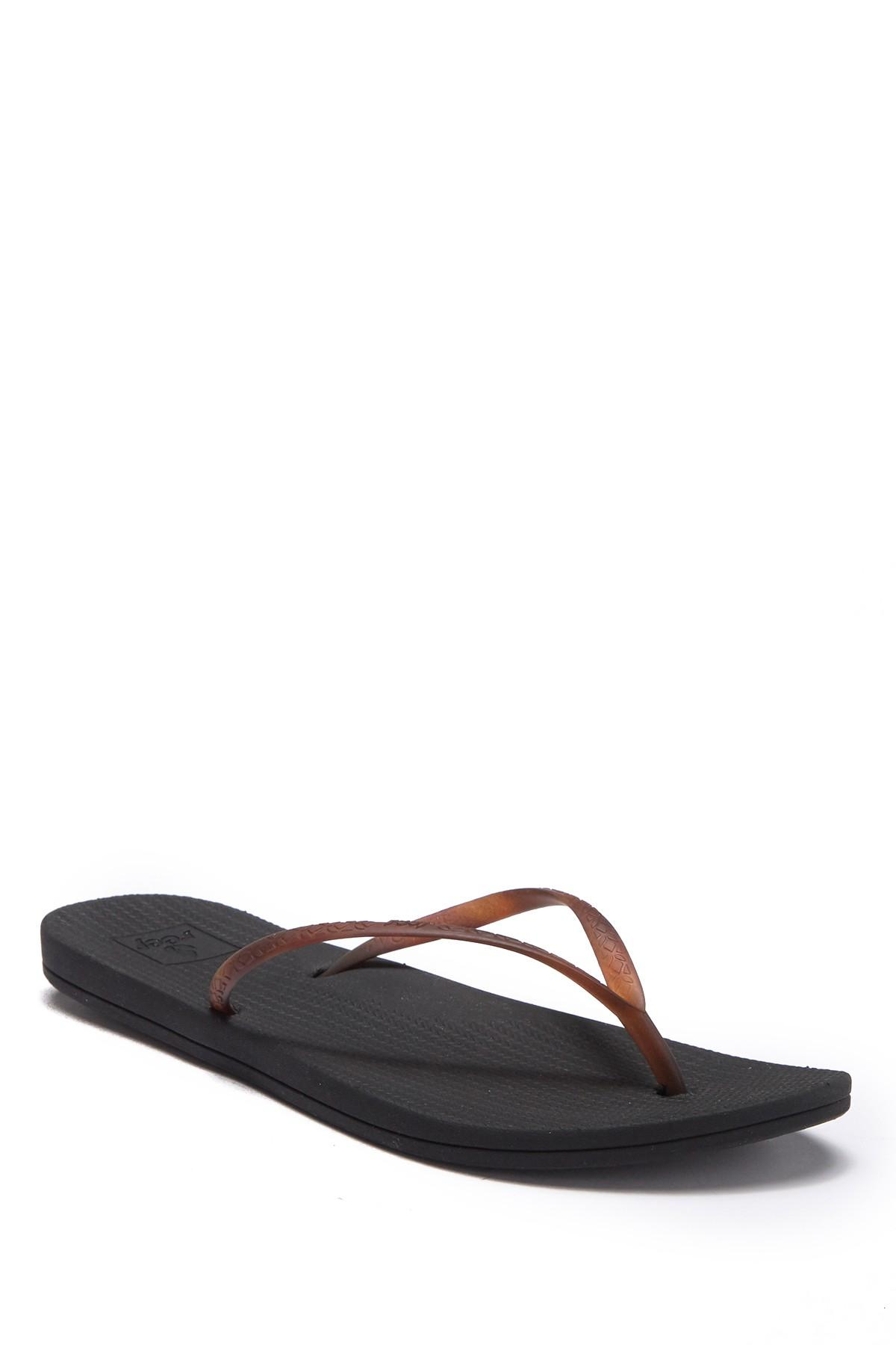 784184e3fb39 Reef. Black Escape Lux Tort Sandal (women).  29  17 From Nordstrom Rack