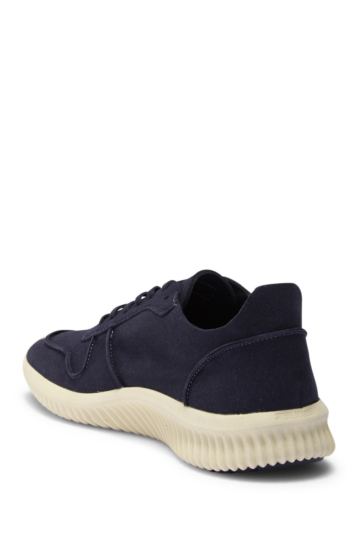 b5c306735bf Steve Madden Rolf Sneaker in Blue for Men - Lyst