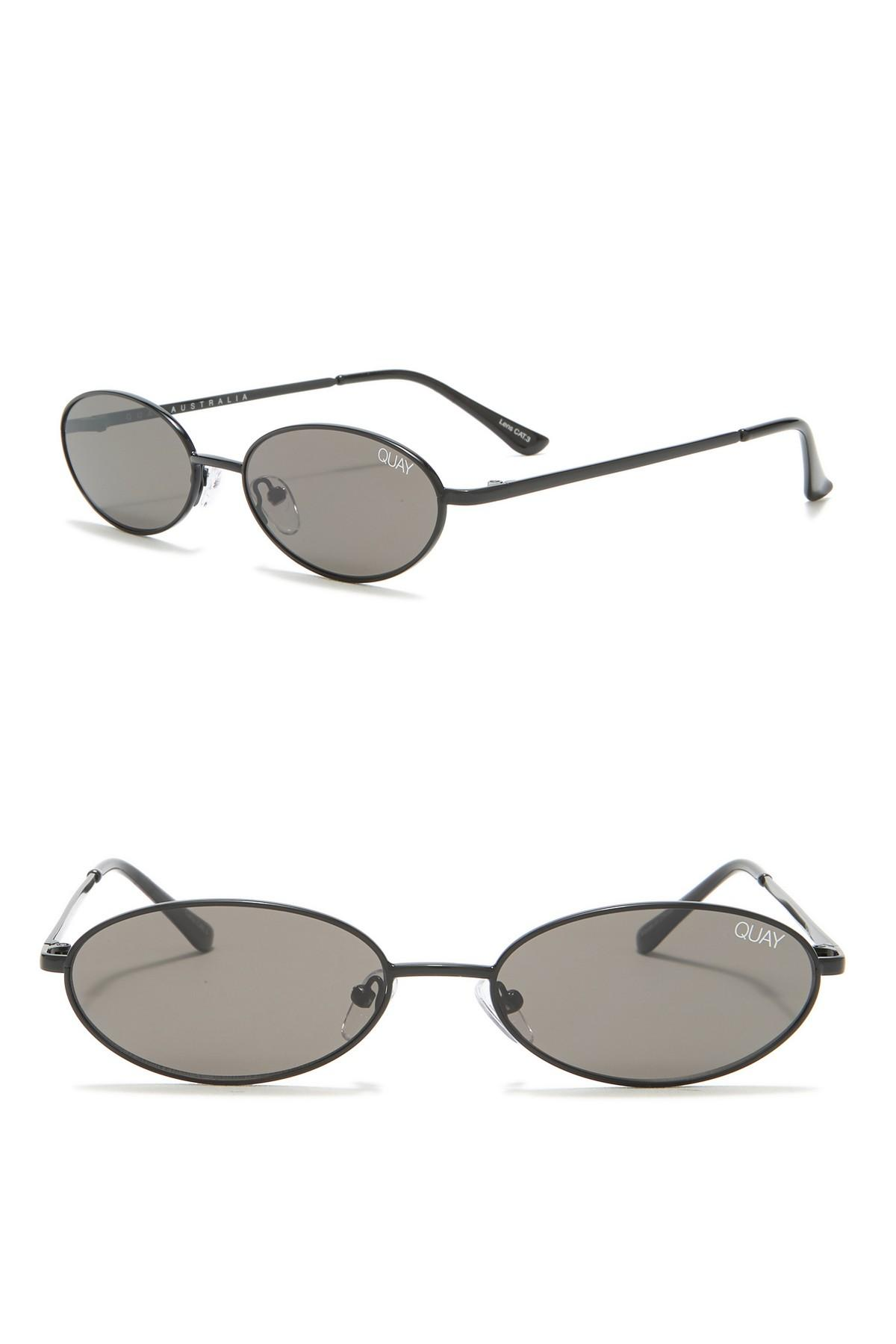 633f56e5f2f5c Quay - Multicolor Clout 30mm Sunglasses - Lyst. View fullscreen