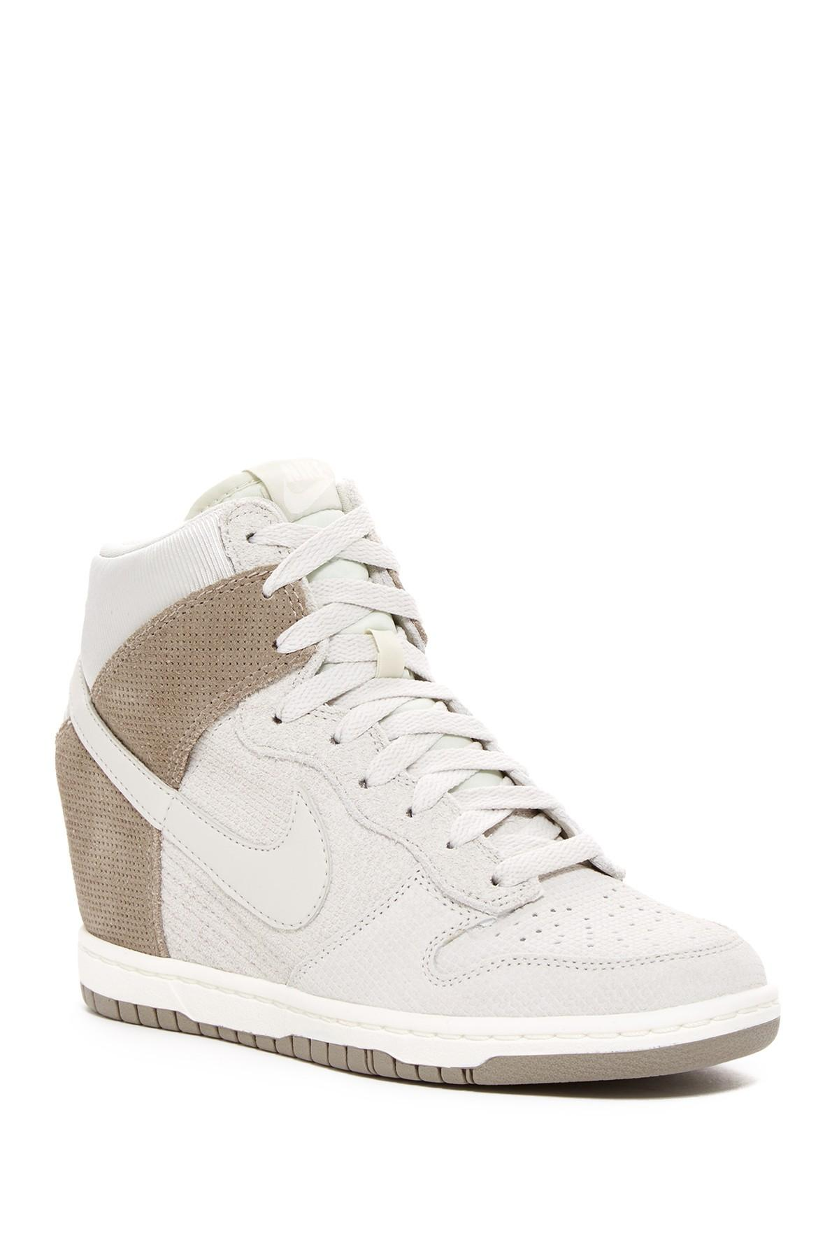 7f0189014c62 Gallery. Previously sold at  Nordstrom Rack · Women s Wedge Sneakers  Women s Nike Dunk Women s Nike Dunk Sky Hi ...