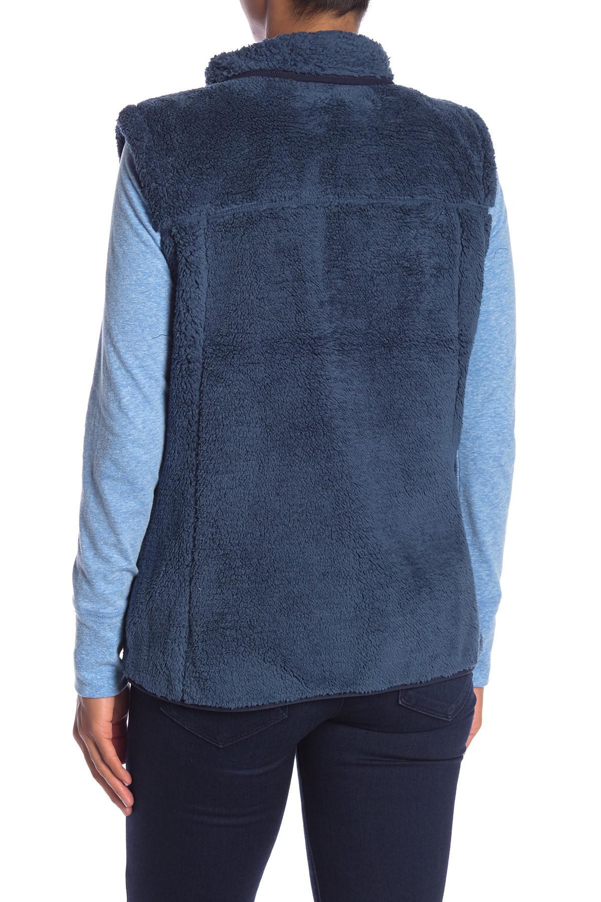 c9d8ca81aa8e Lyst - The North Face Campshire Vest (peyote Beige) Women s Vest in Blue