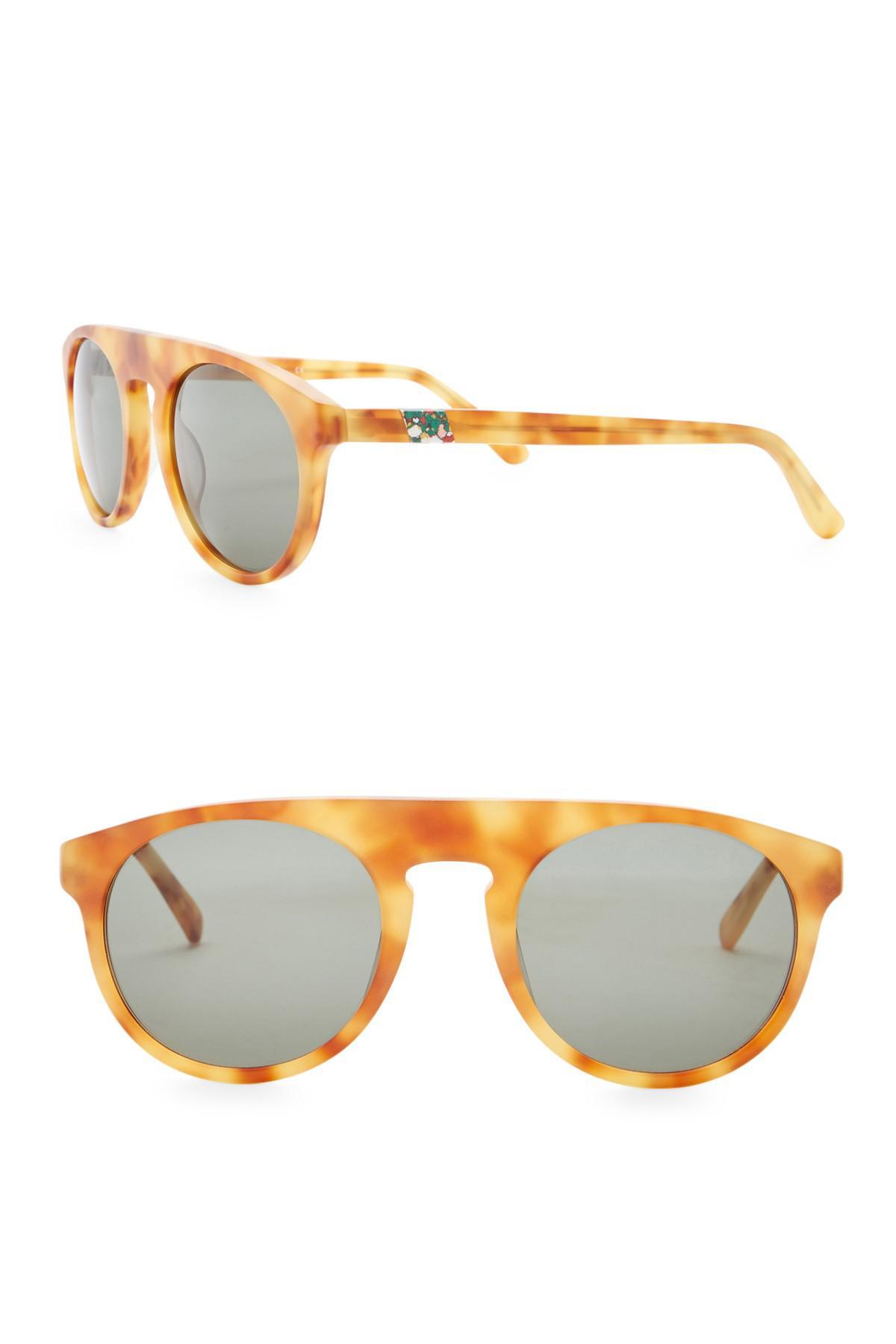 89fb2779d7 Lyst - Westward Leaning Atlas Oversized Sunglasses