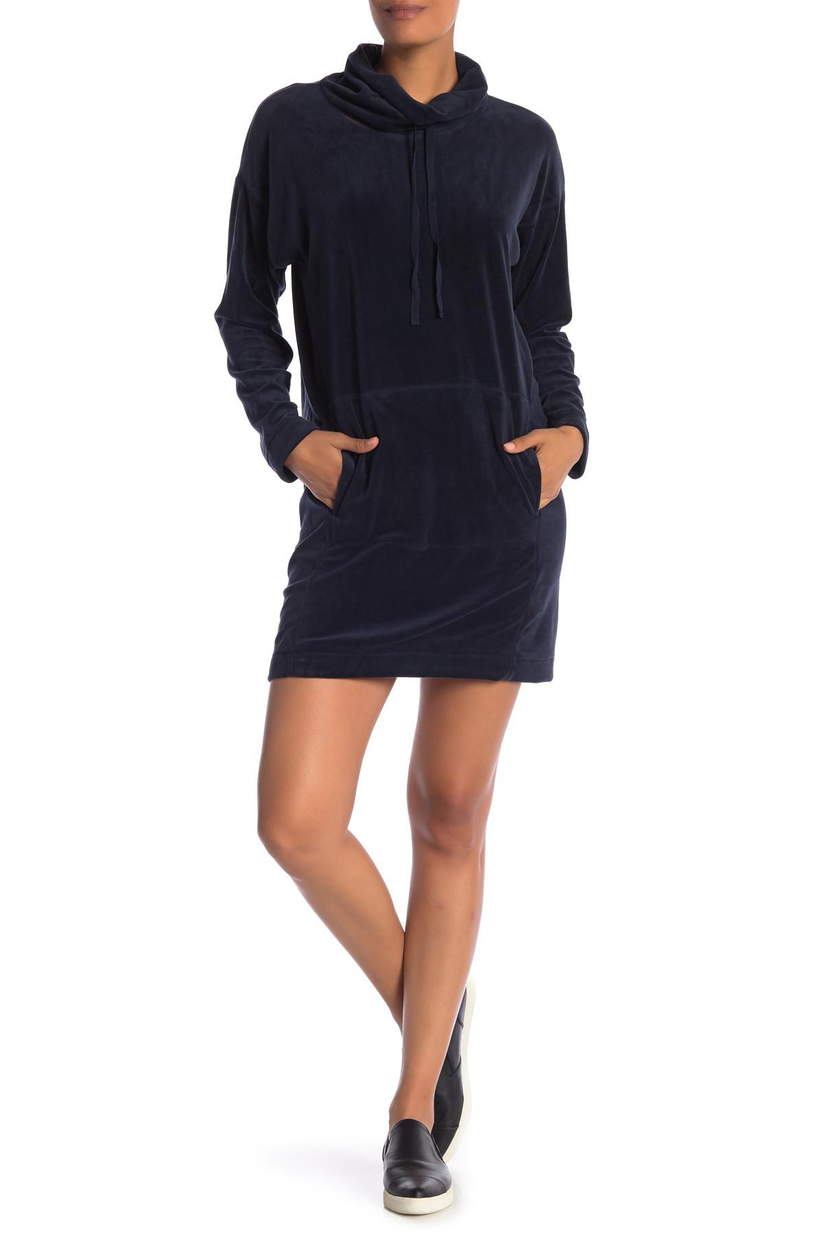 Banana Republic Sweater Dress Cowl Neck