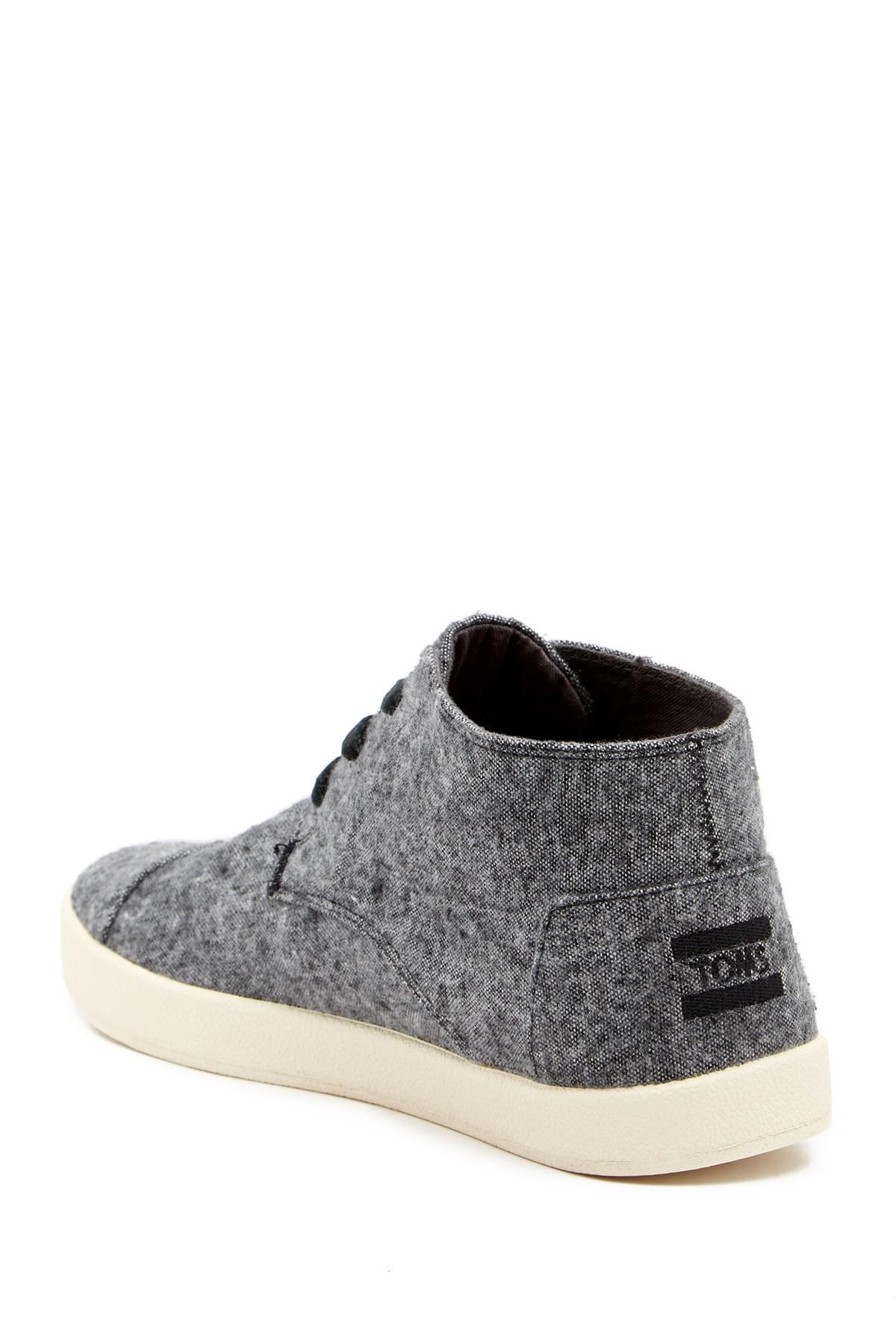TOMS Paseo Slub Knit Mid Sneaker 9ZsOykLnU