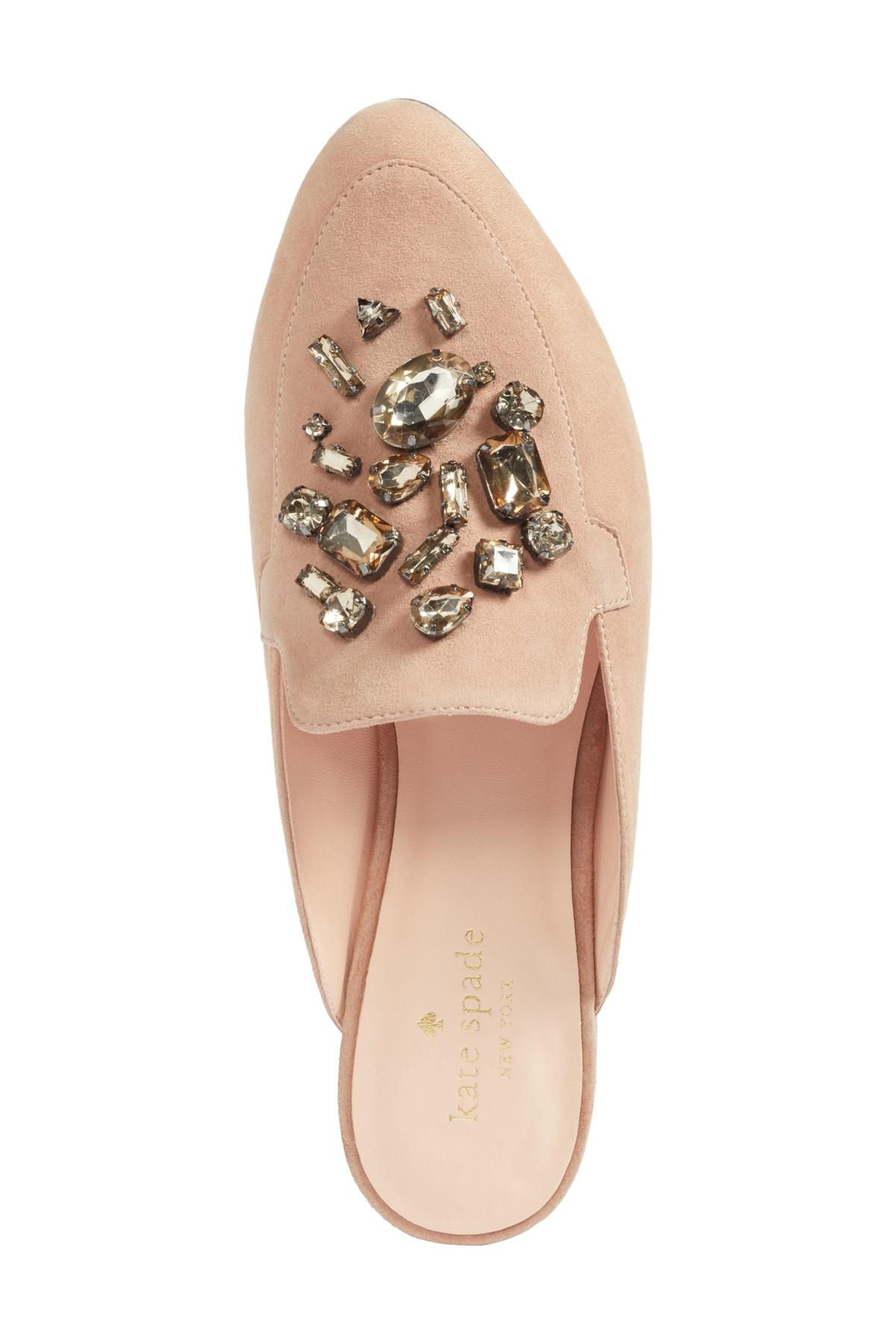 d0a312bb2152 Lyst - Kate Spade Cavell Loafer Mule (women)