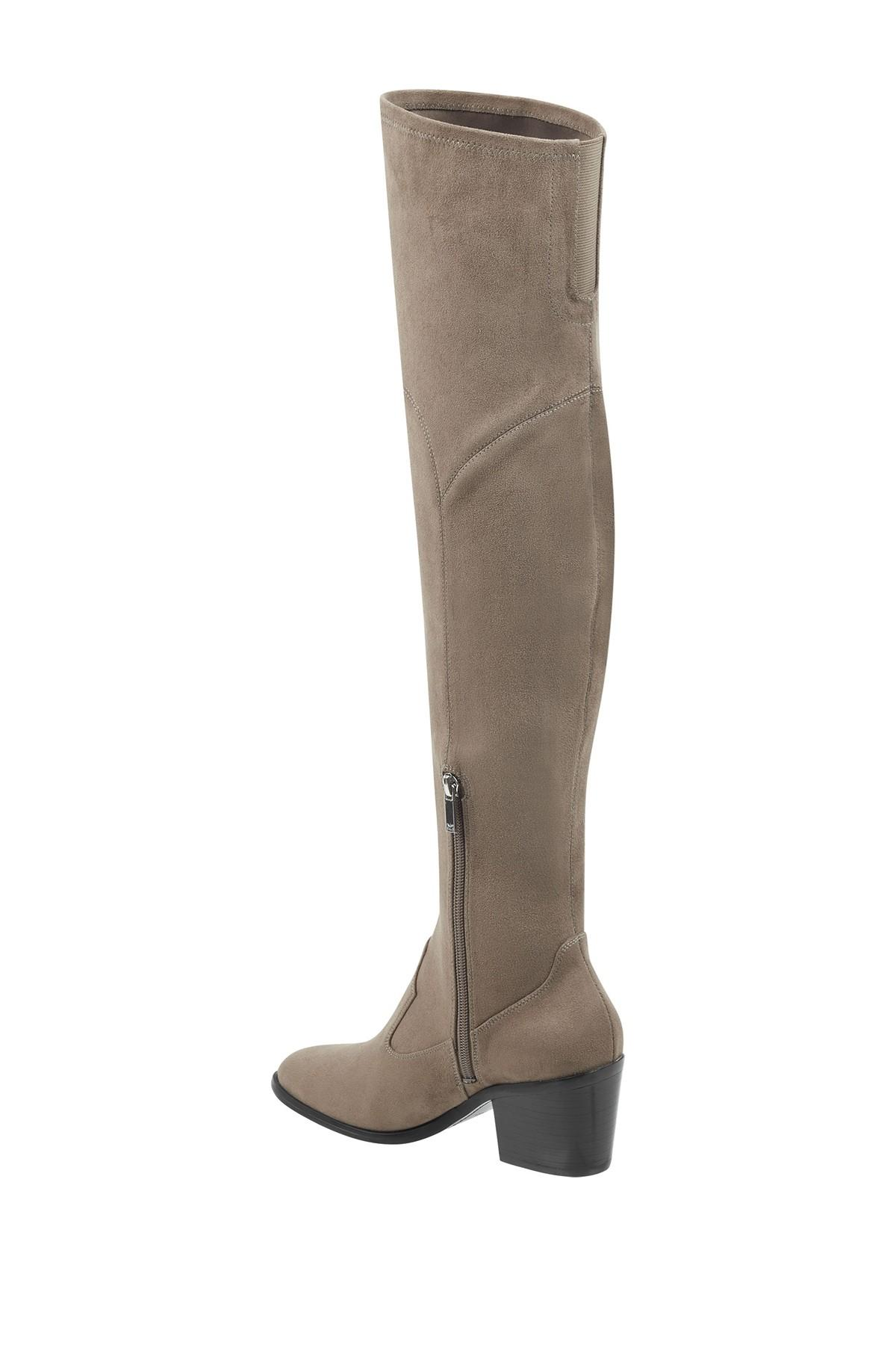 81af542971b Lyst - Marc Fisher Rossa Over The Knee Boot (women) (narrow Calf) in ...