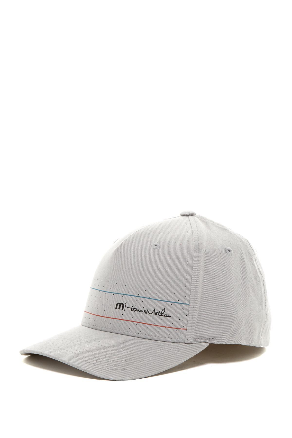 Travis mathew Blair Hat in Gray for Men  84dae7f1e4da
