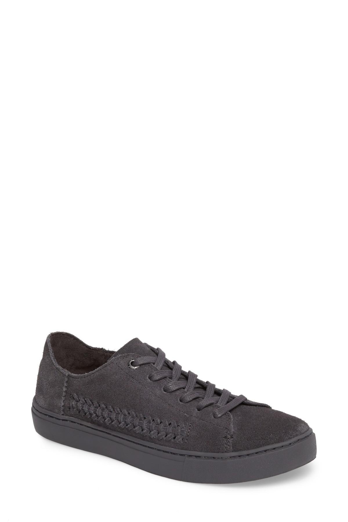 f992c9d2ba2 Lyst - TOMS Lenox Lace-up Sneaker in Gray